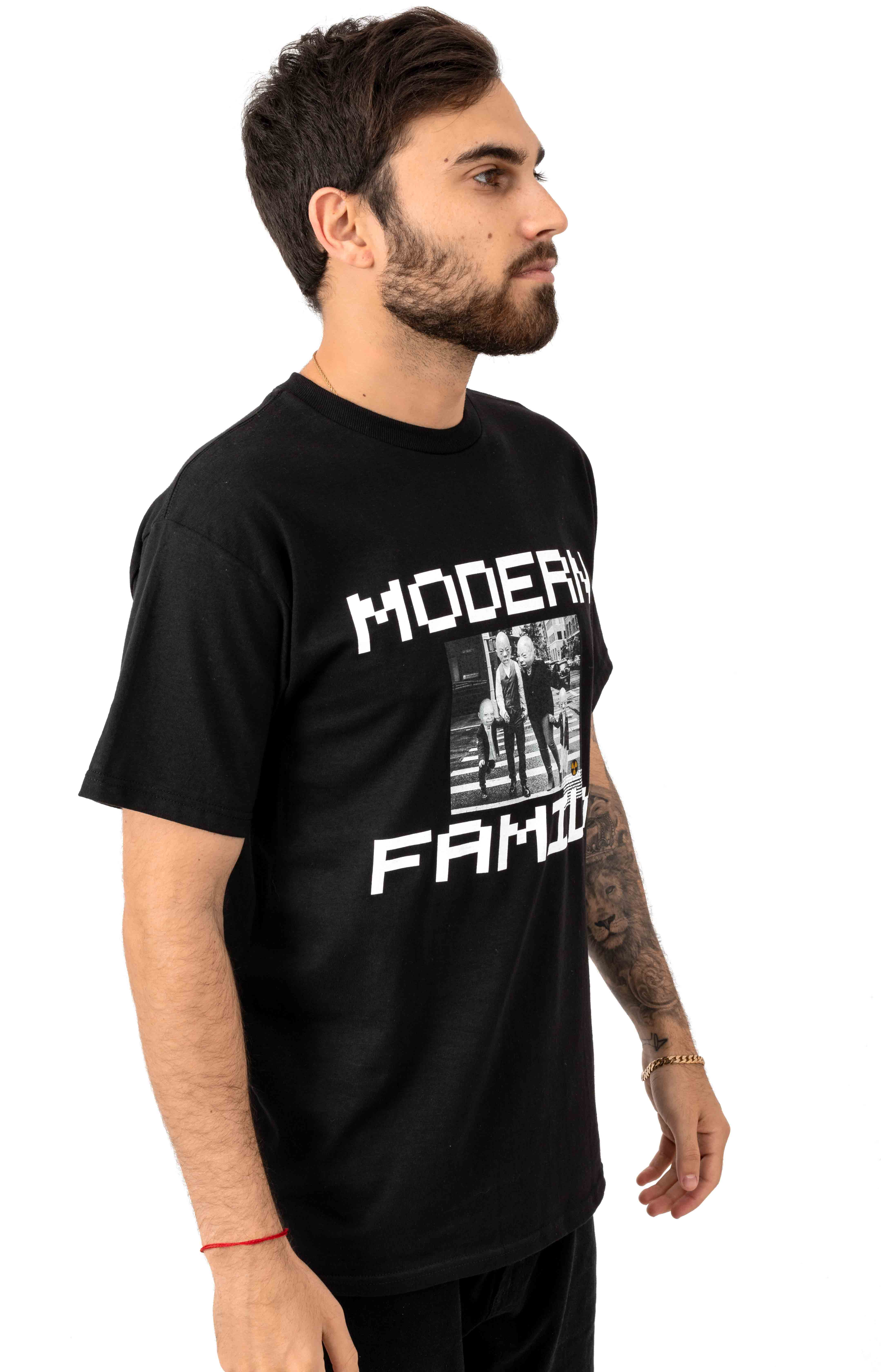 Nuclear Family T-Shirt - Black 2