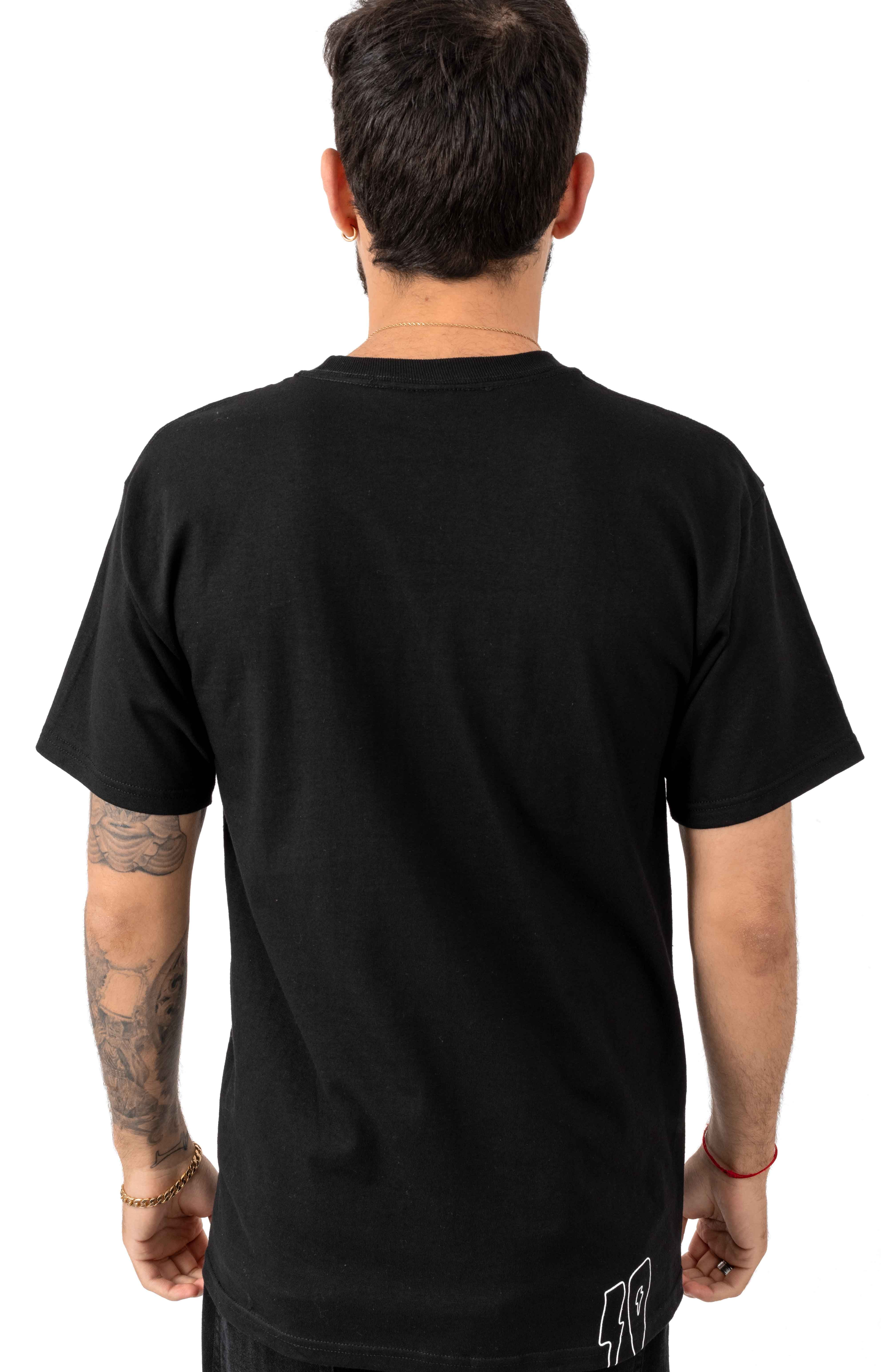 Nuclear Family T-Shirt - Black 3