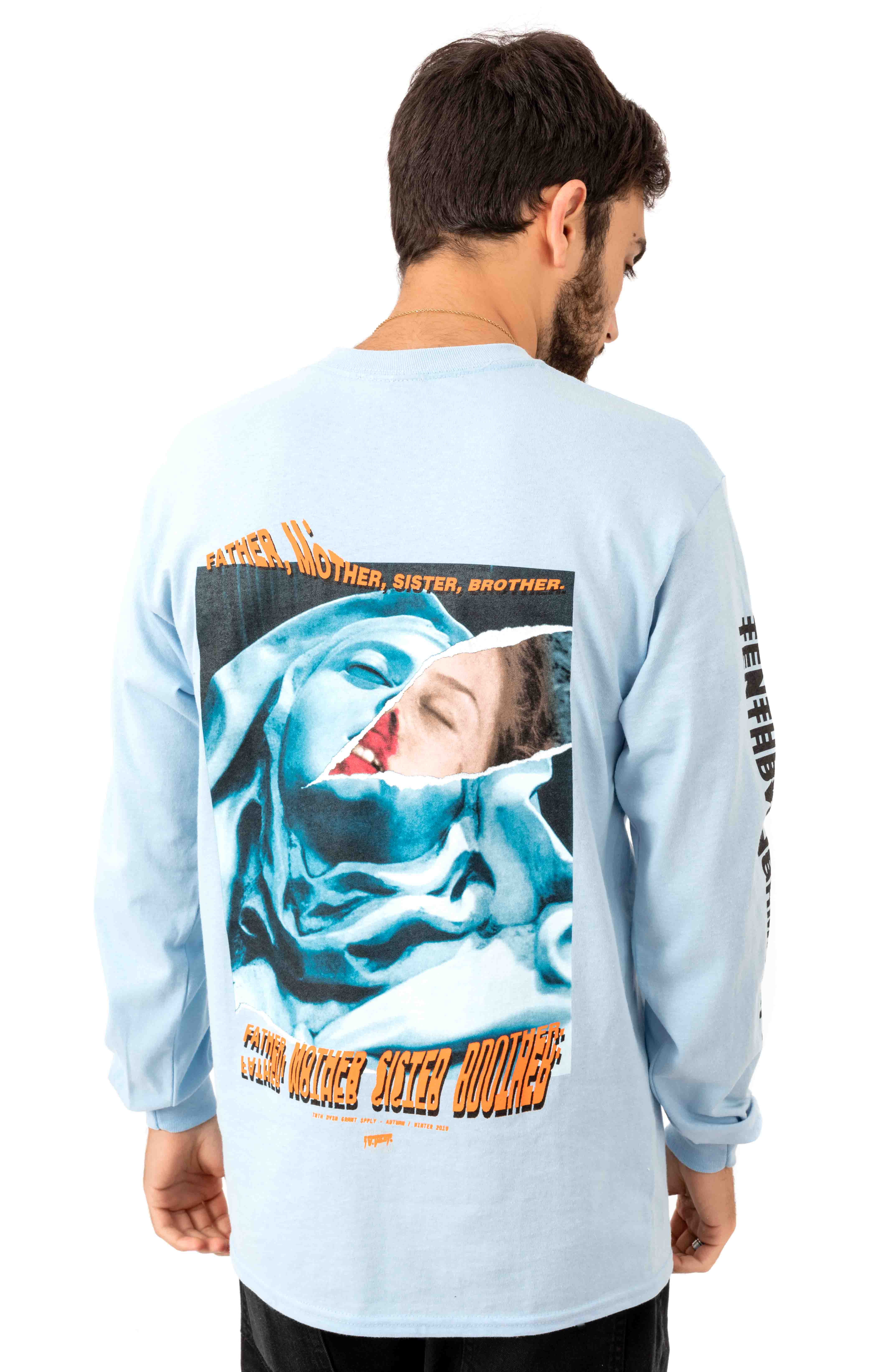 La Madonna L/S Shirt - Light Blue