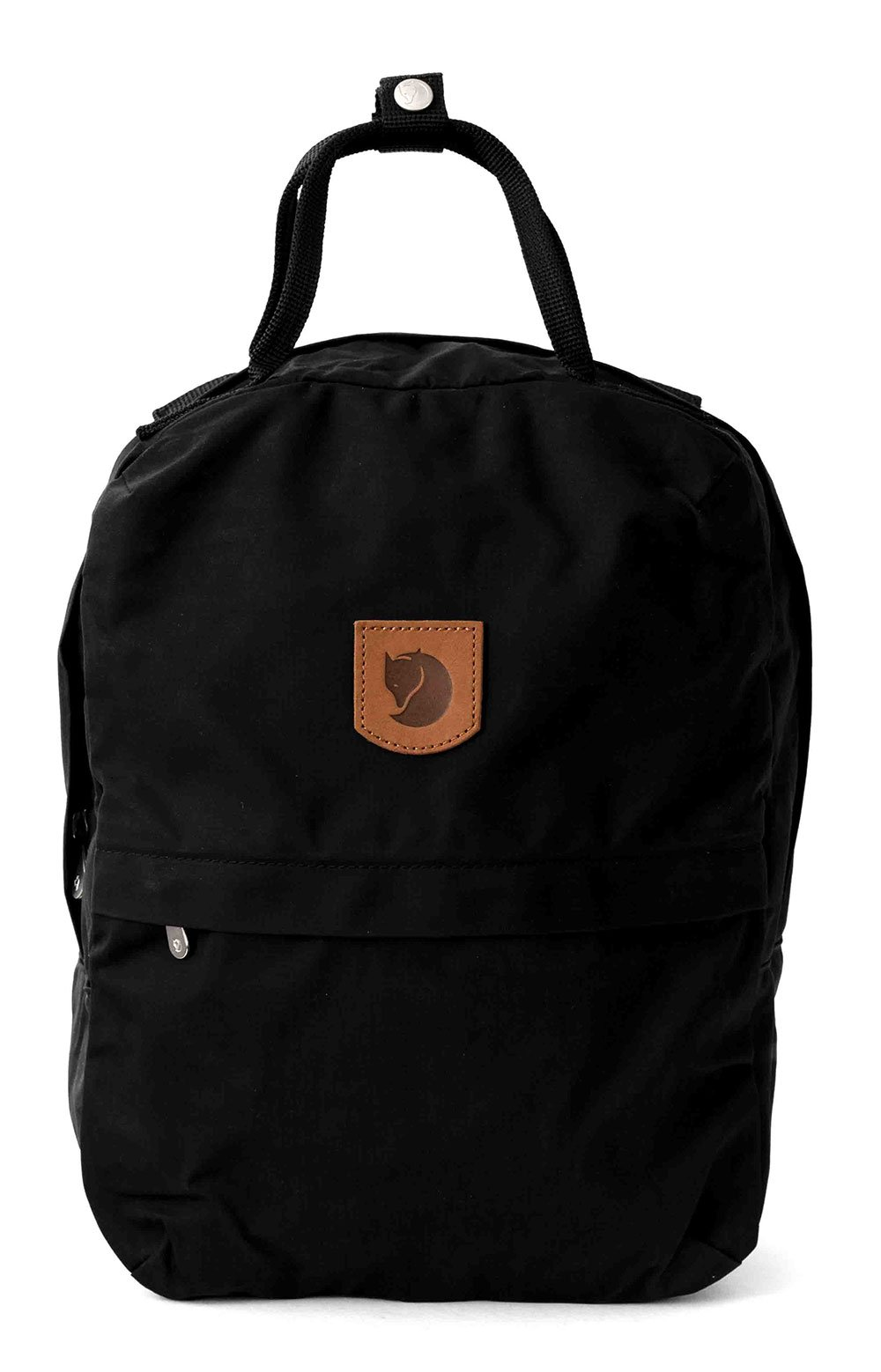 Greenland Zip Backpack - Black