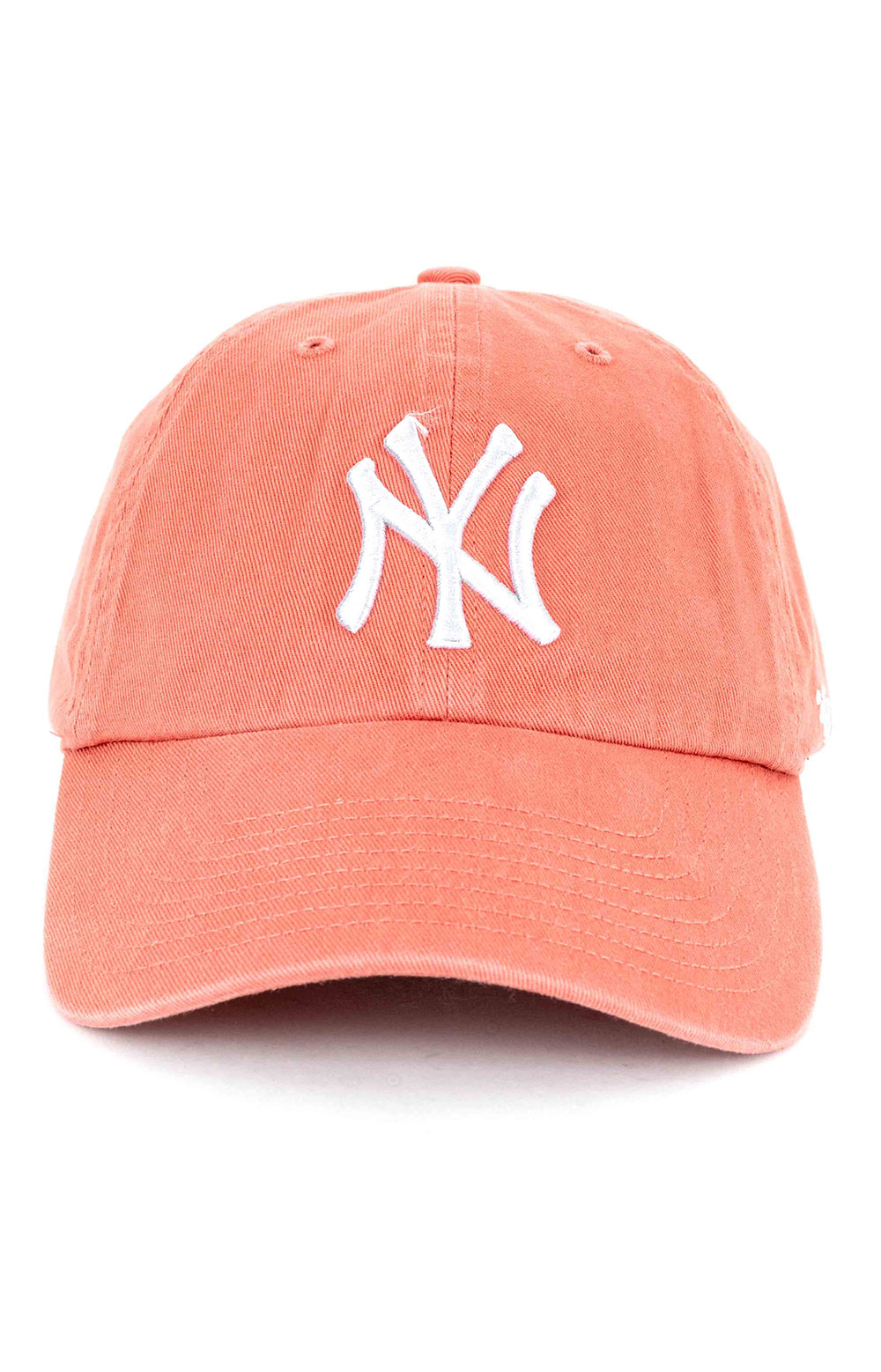 New York Yankees Clean Up Cap - Island Red 2