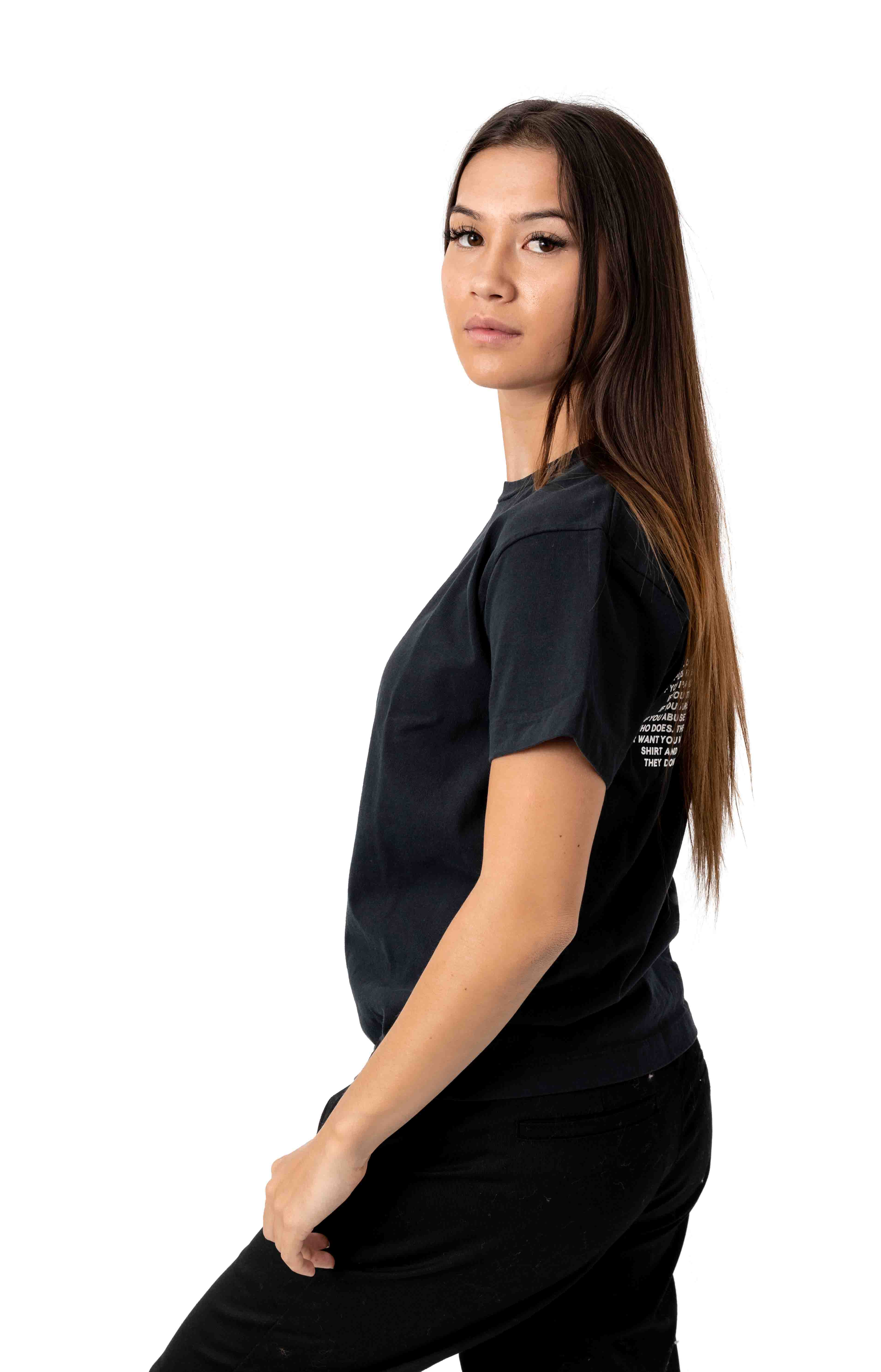 This Is An Obey T-Shirt - Off Black 2