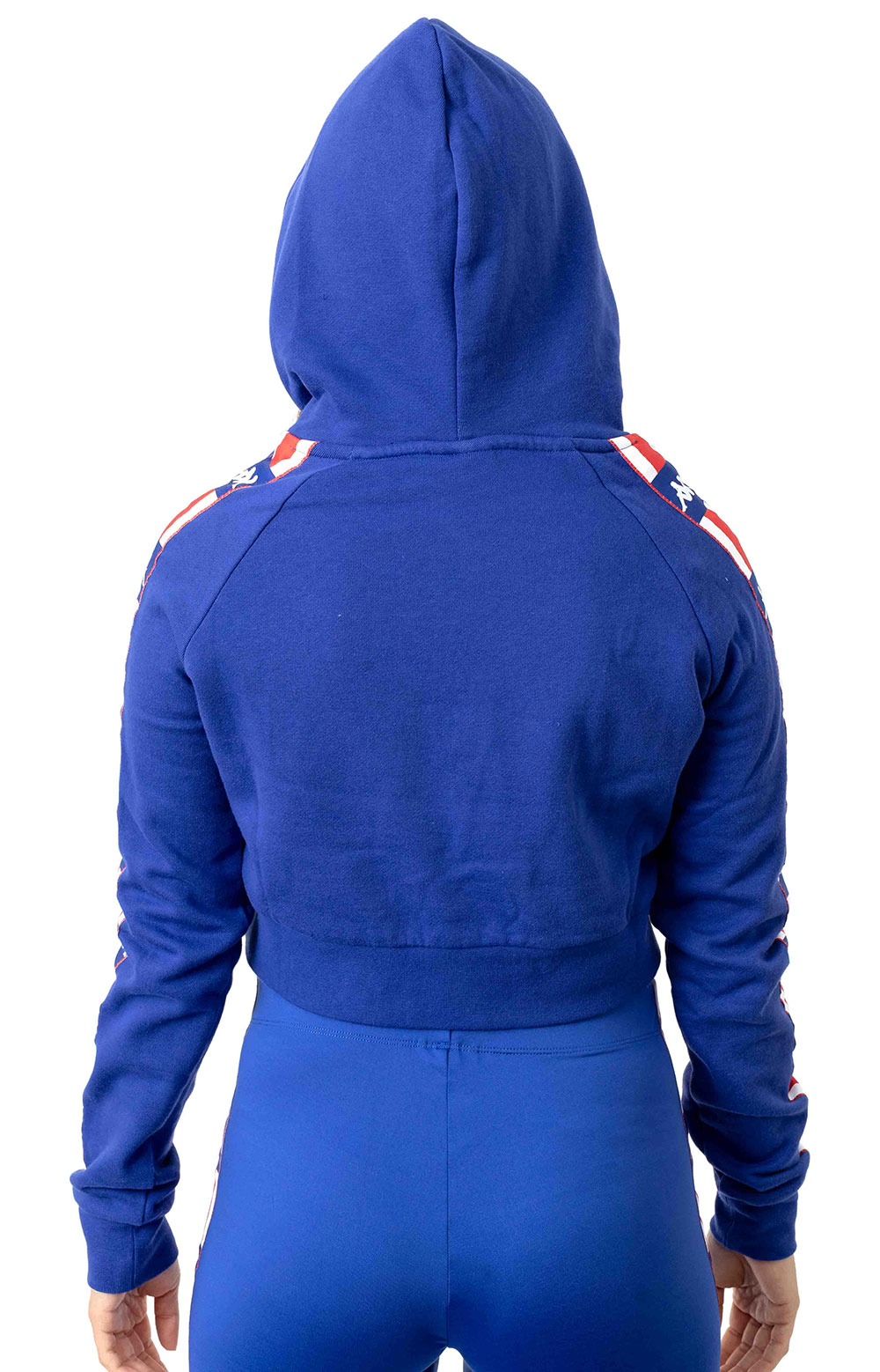 Authentic LA Berry Pullover Hoodie - Blue/Blue 3