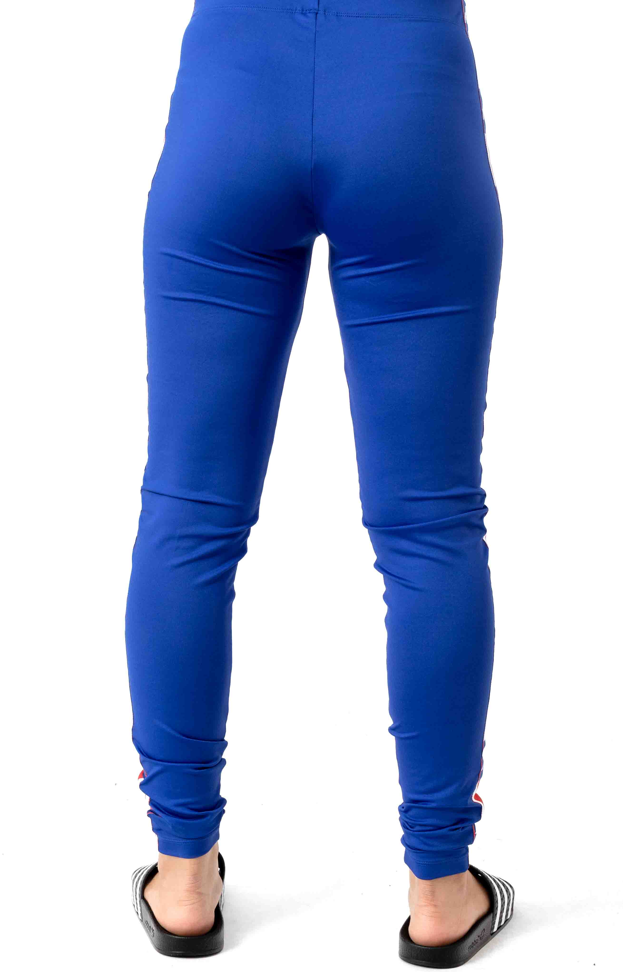 Authentic LA Baward Leggings - Blue/Blue 3