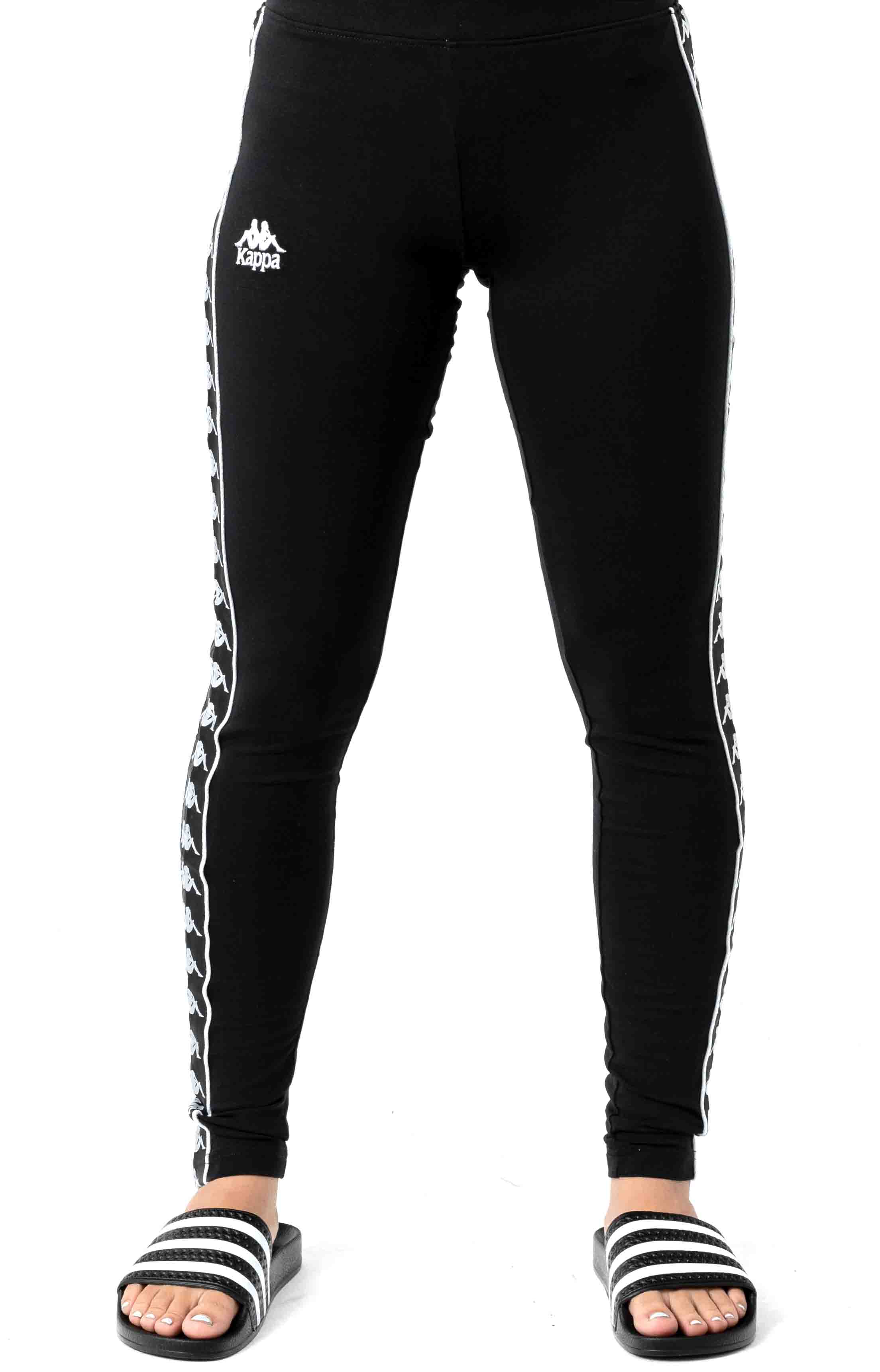 222 Banda Anen Leggings - Black/Black 2