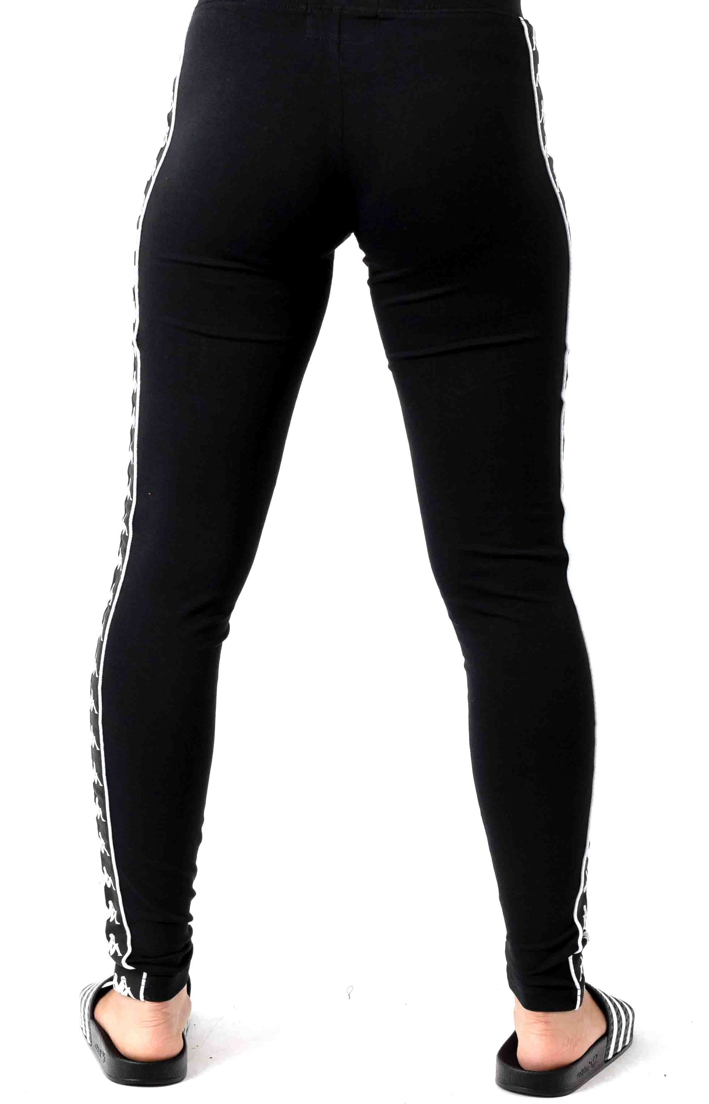 222 Banda Anen Leggings - Black/Black 3