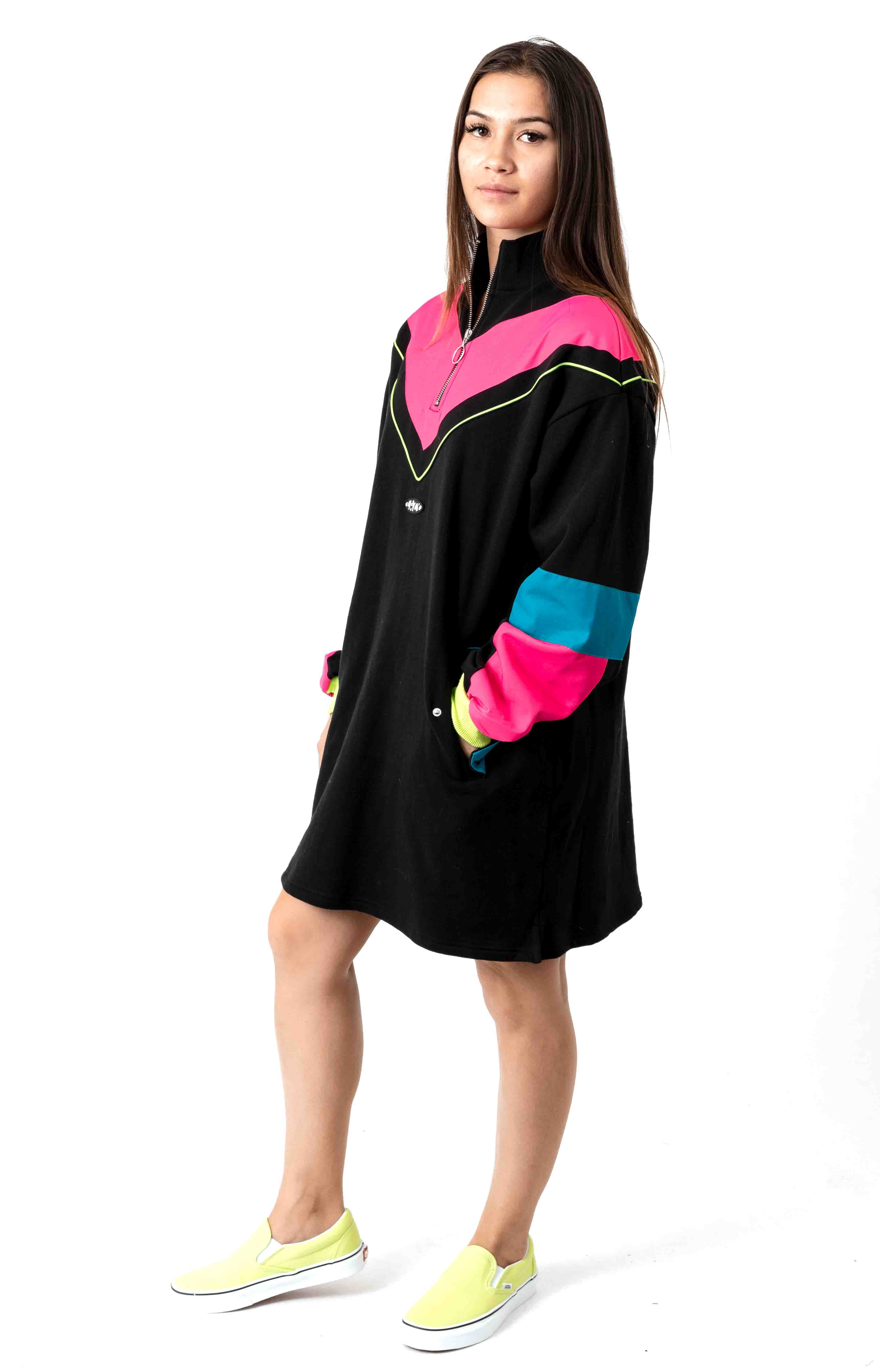 Game Face Sweater Dress  2