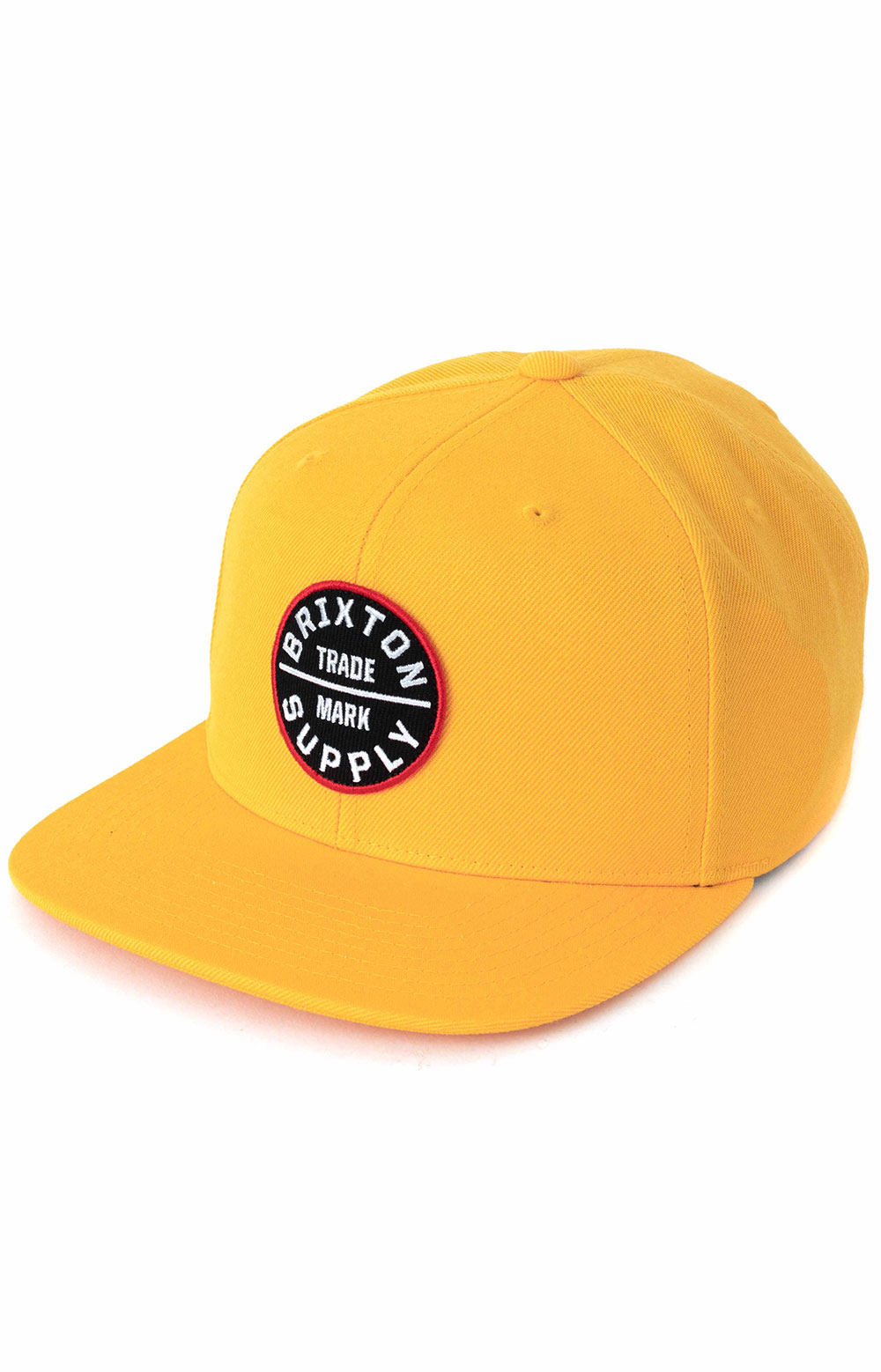 Oath III Snap-Back Hat - Nugget Gold