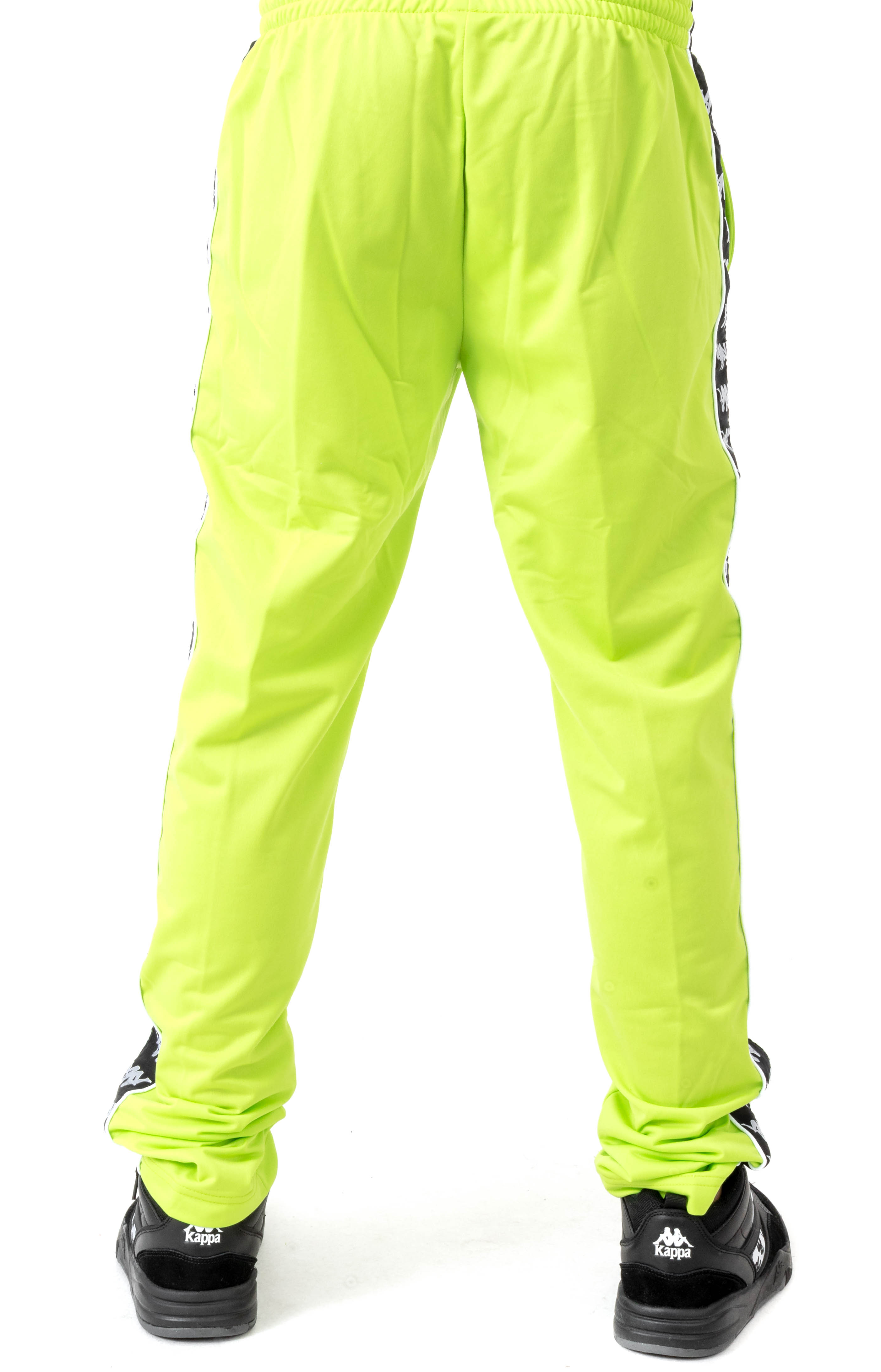 Authentic Bacile Track Pants - Green Lime 3