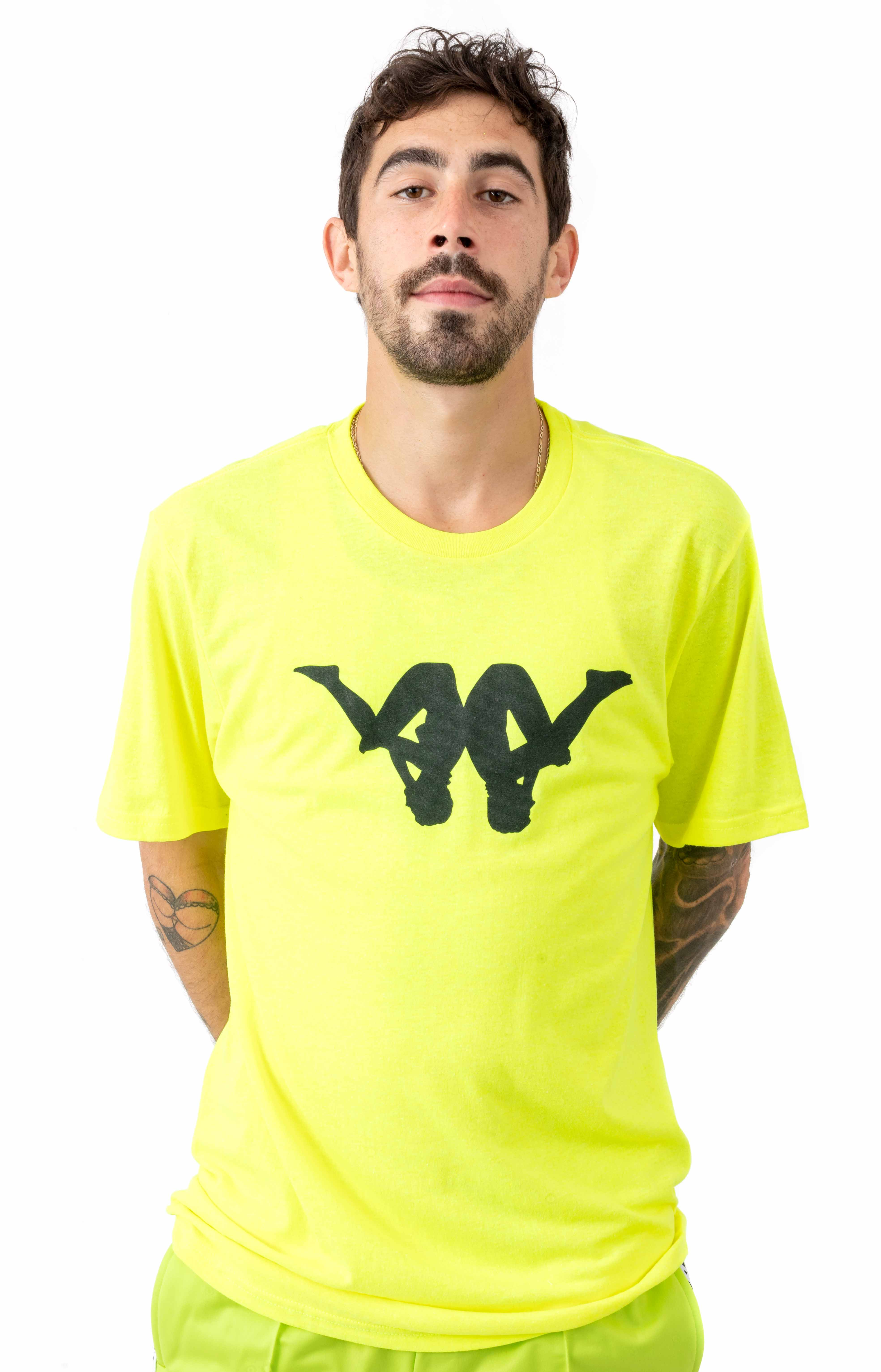 Authentic Bekke T-Shirt - Green Lime