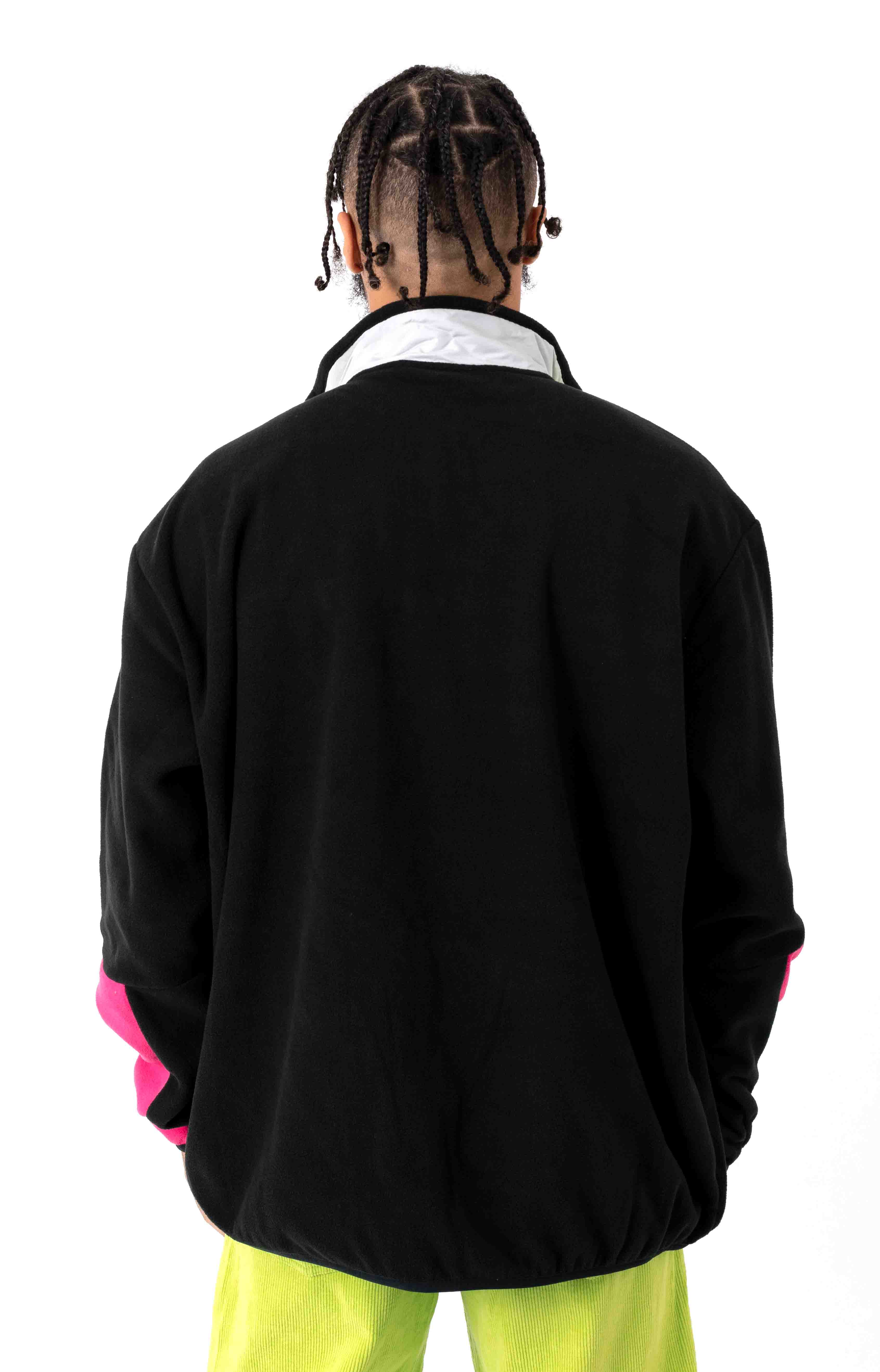 Game Over Panel Fleece  3