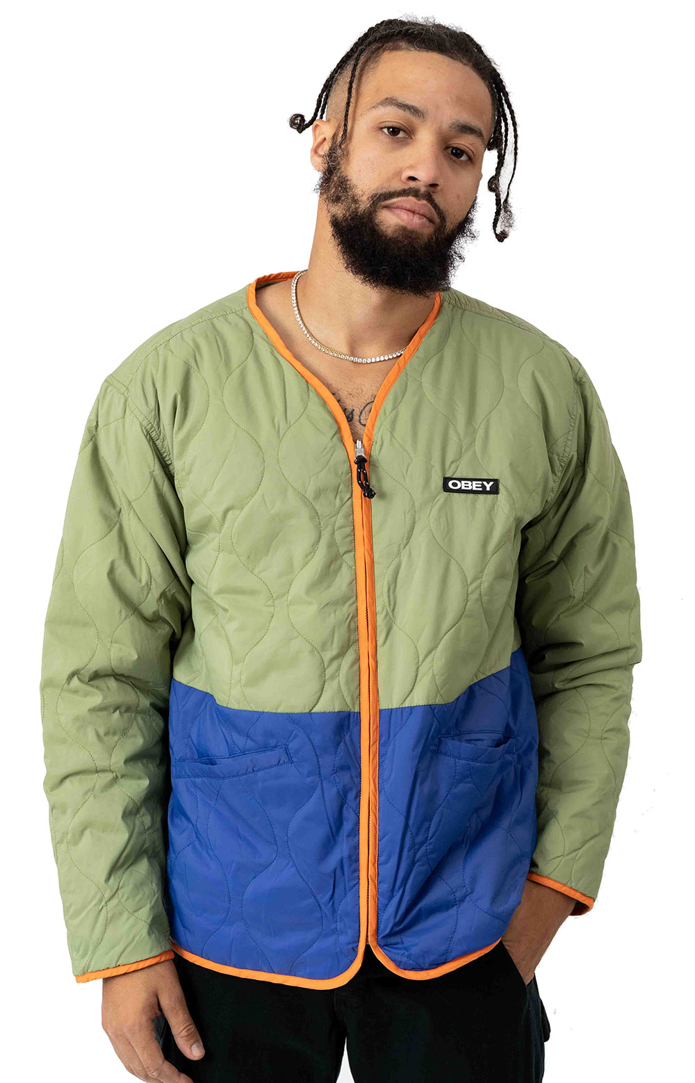 Nonsense Liner Jacket - Multi