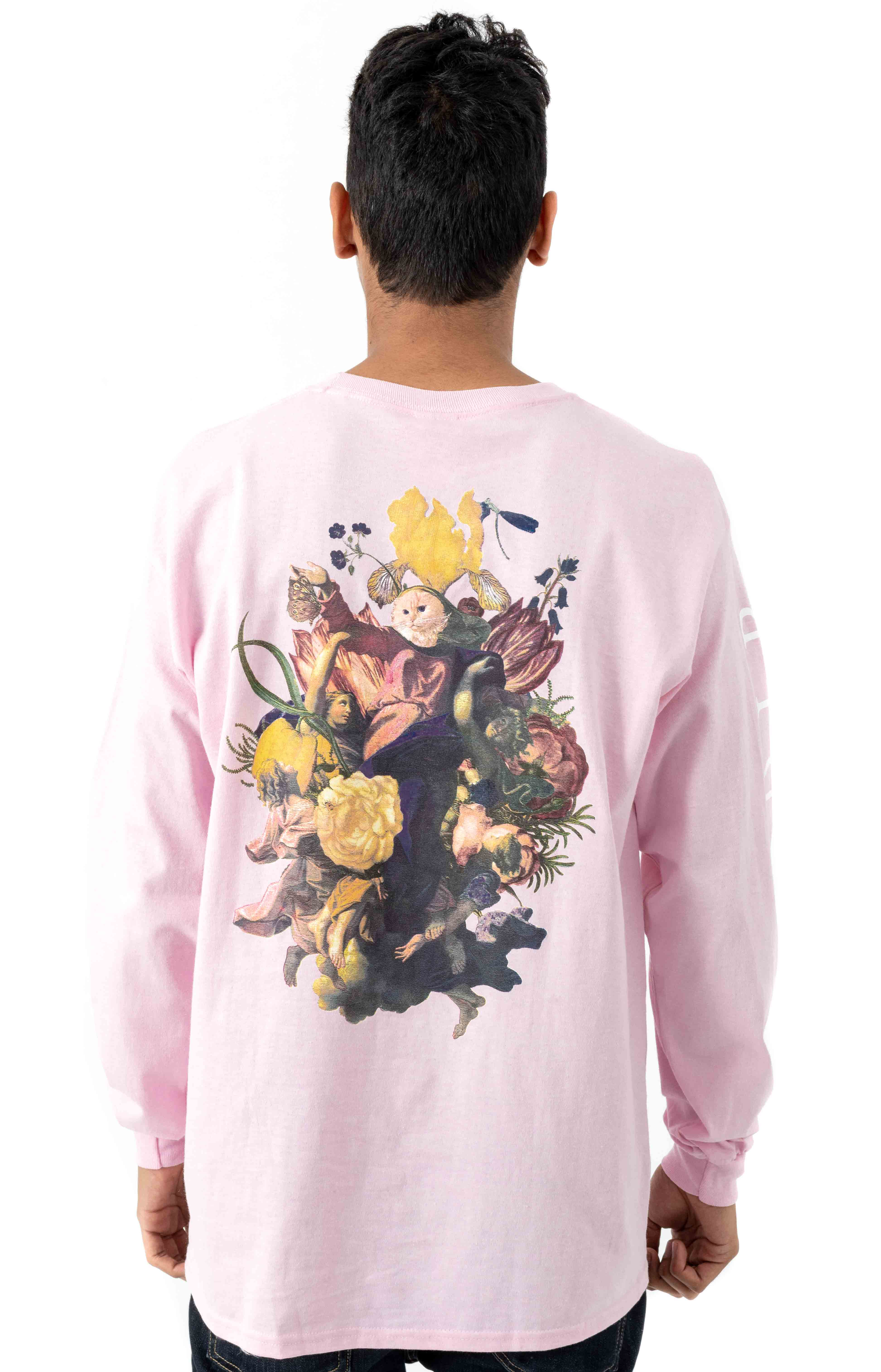 Heavinly Bodies L/S Shirt - Pink