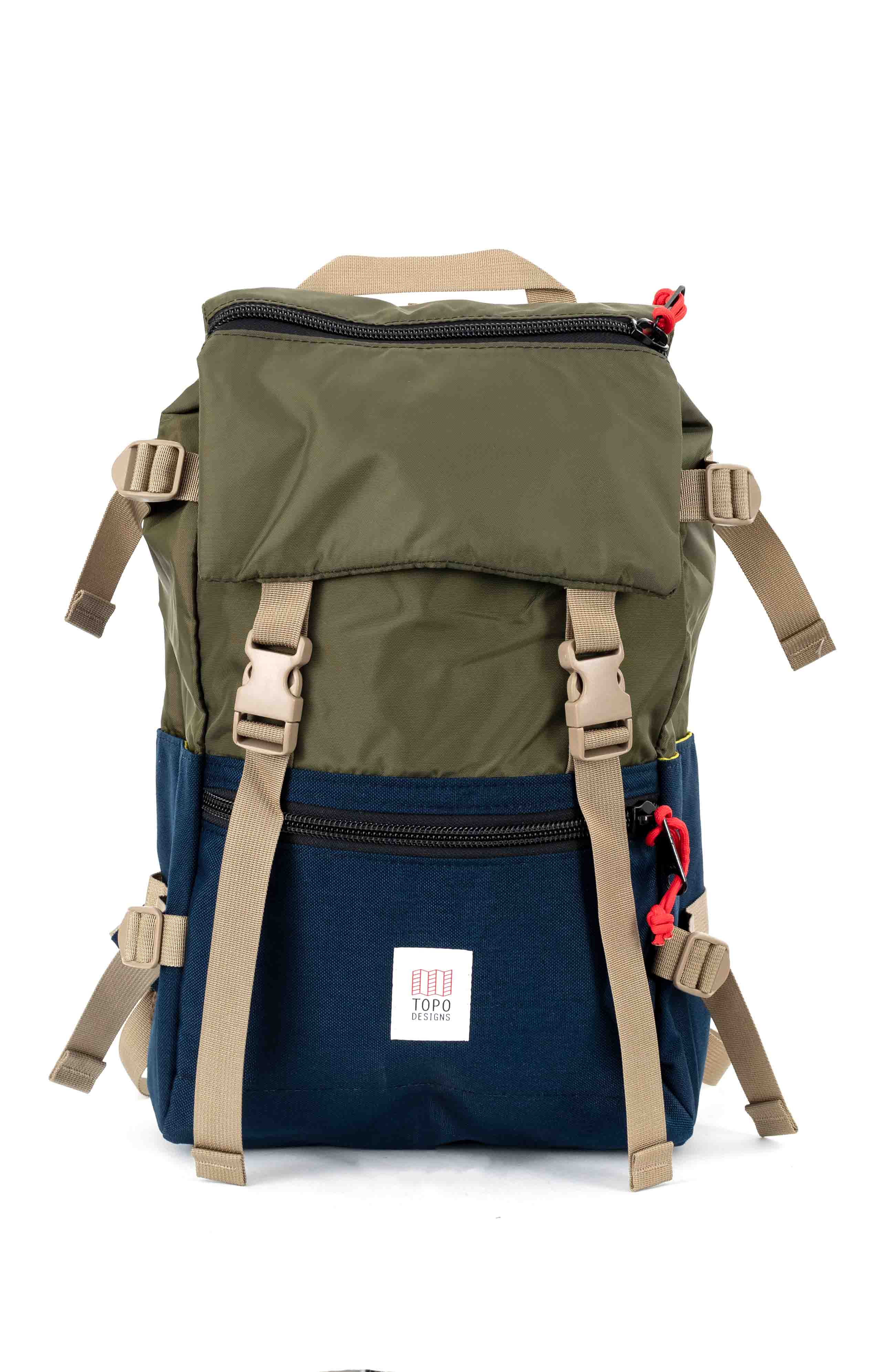 Rover Pack - Olive/Navy