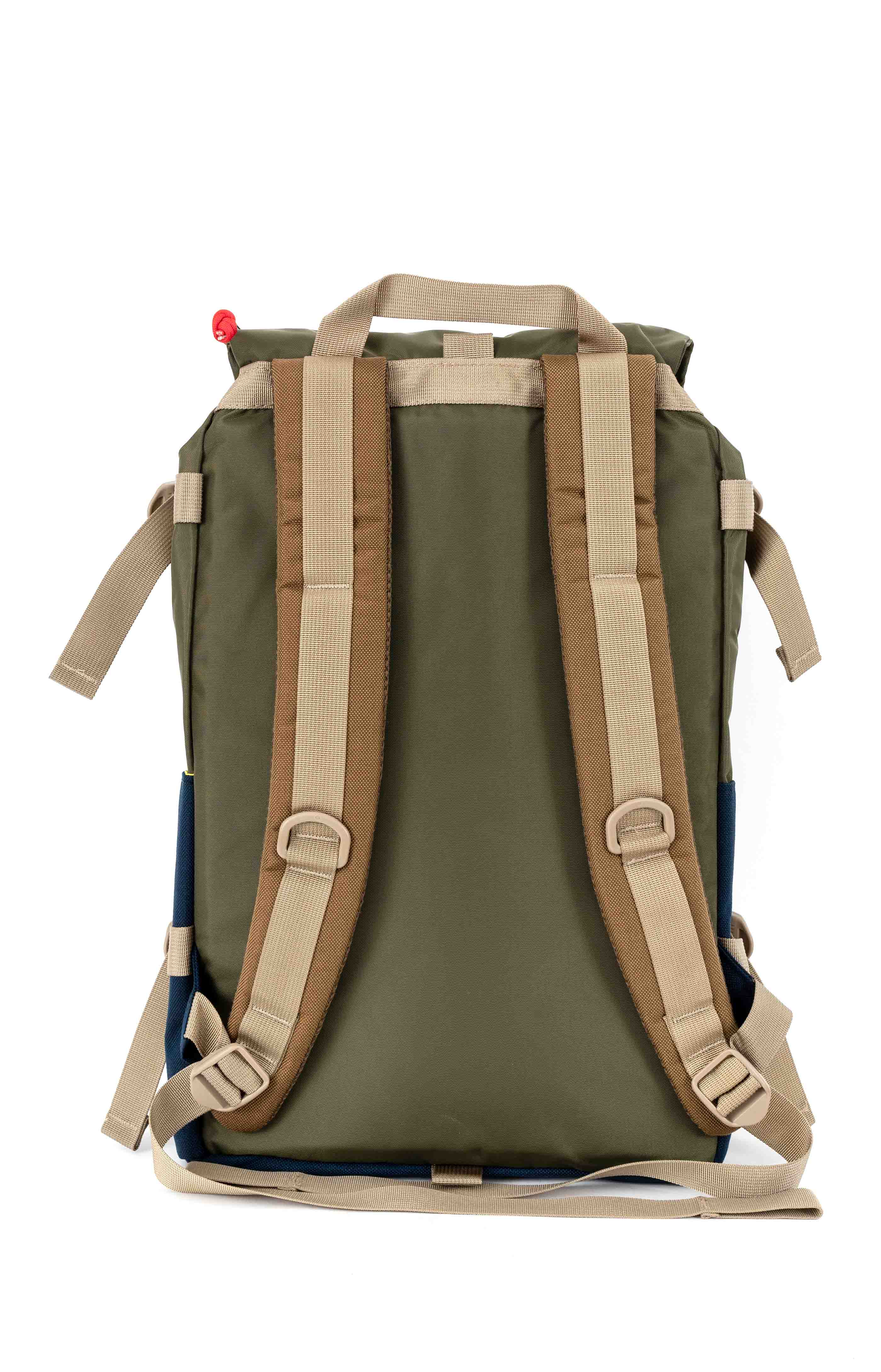Rover Pack - Olive/Navy 3