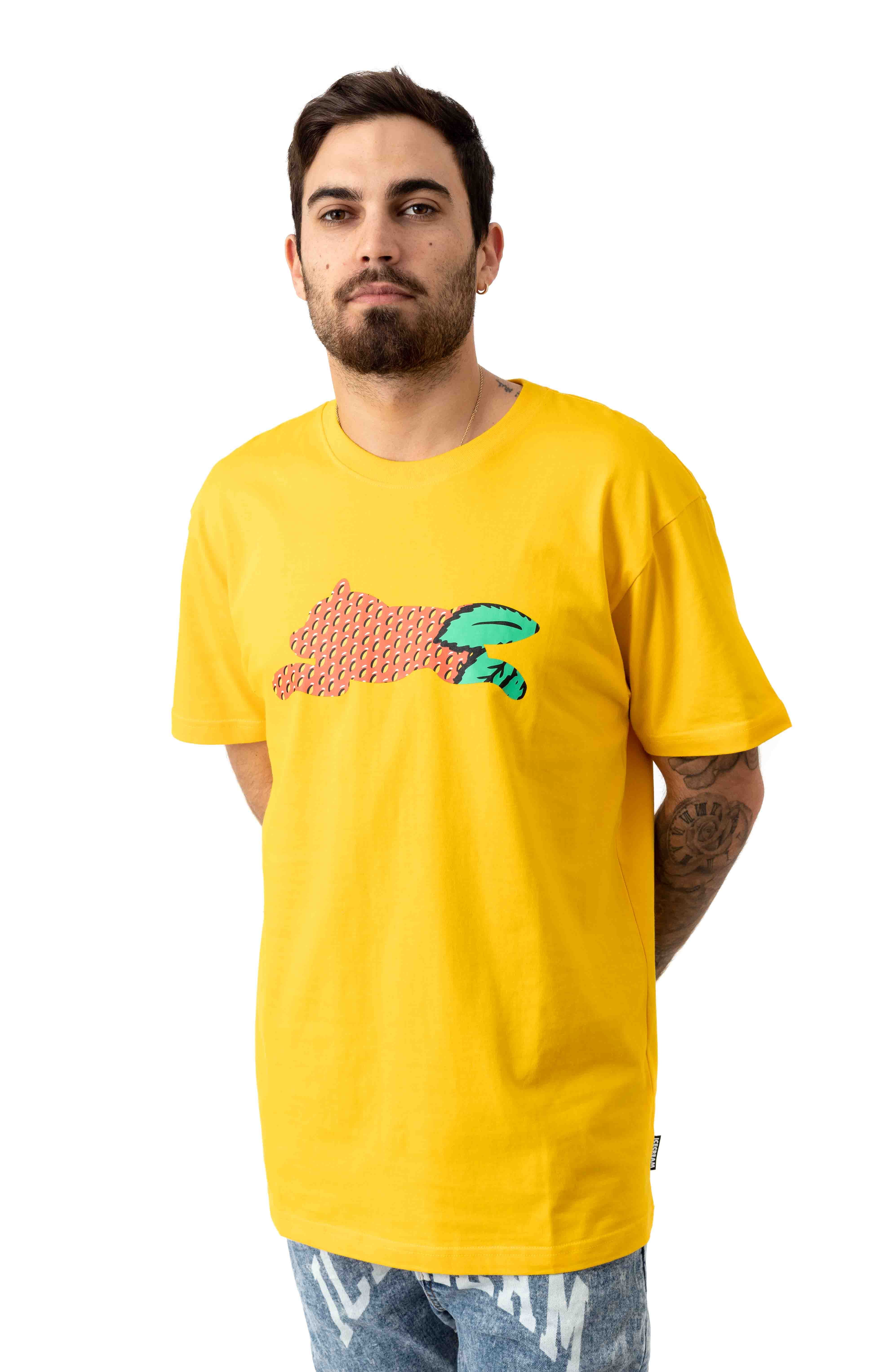 Seeds T-Shirt - Lemon Chrome