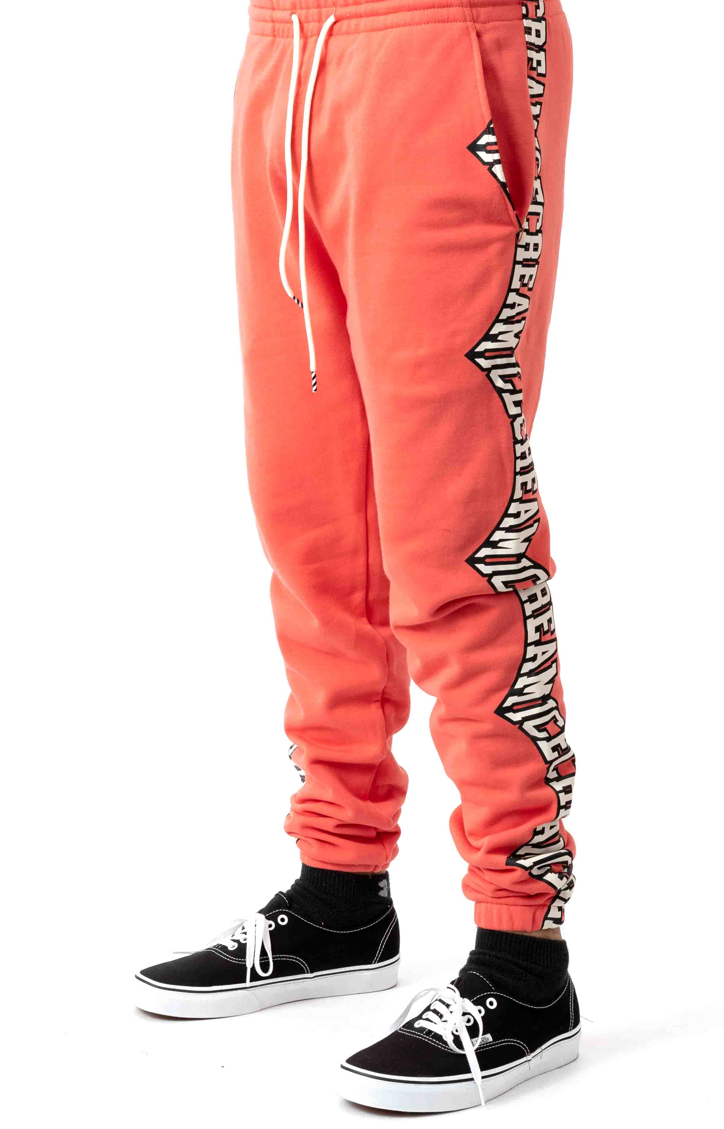 Ultimo Sweatpant - Deep Sea Coral