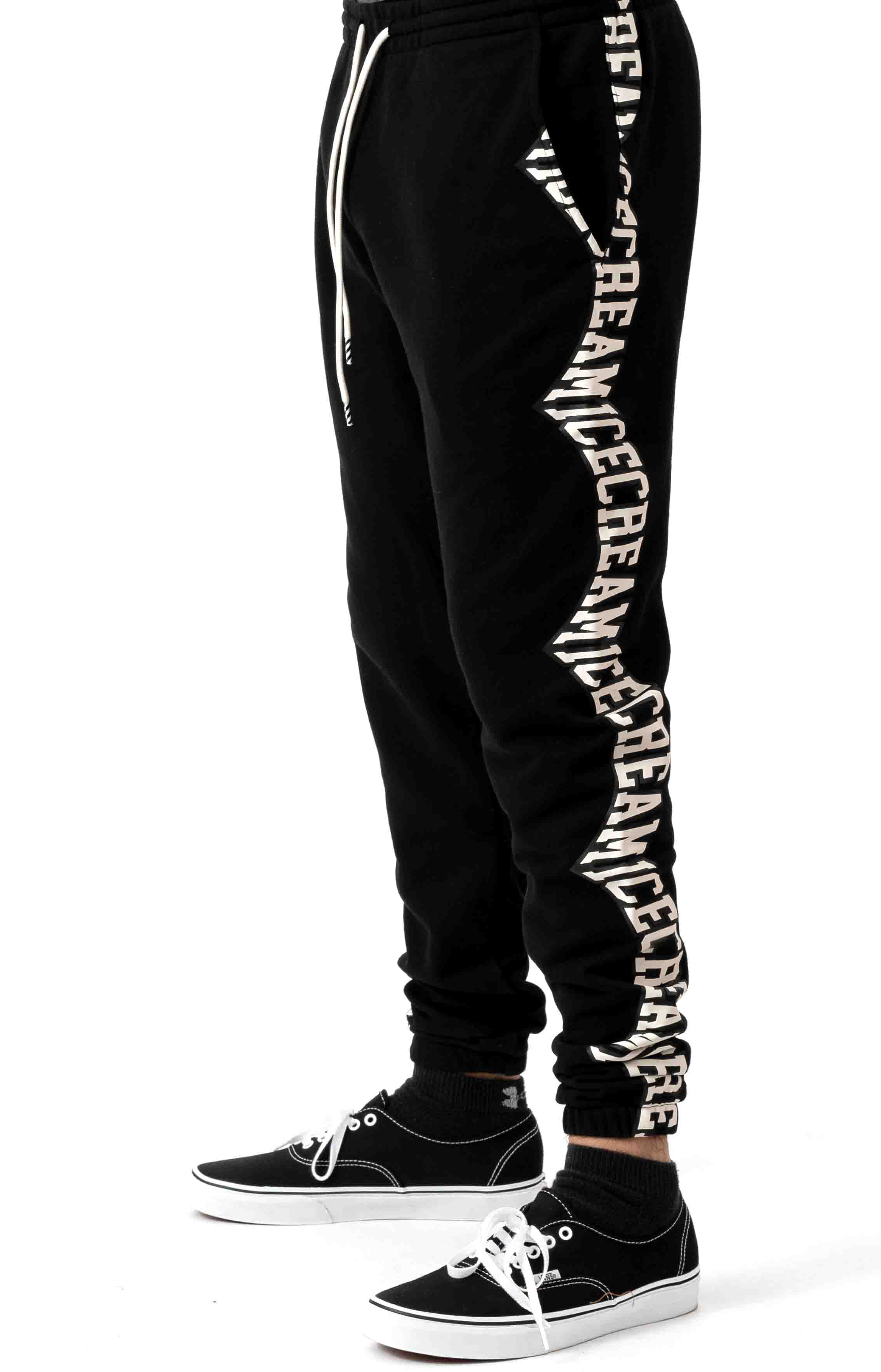 Ultimo Sweatpant - Black