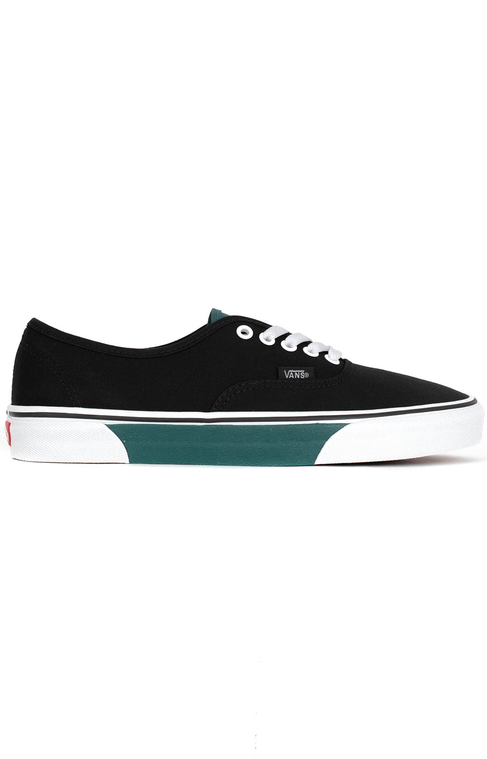 (8EMVJV) Color Block Authentic Shoe - Black