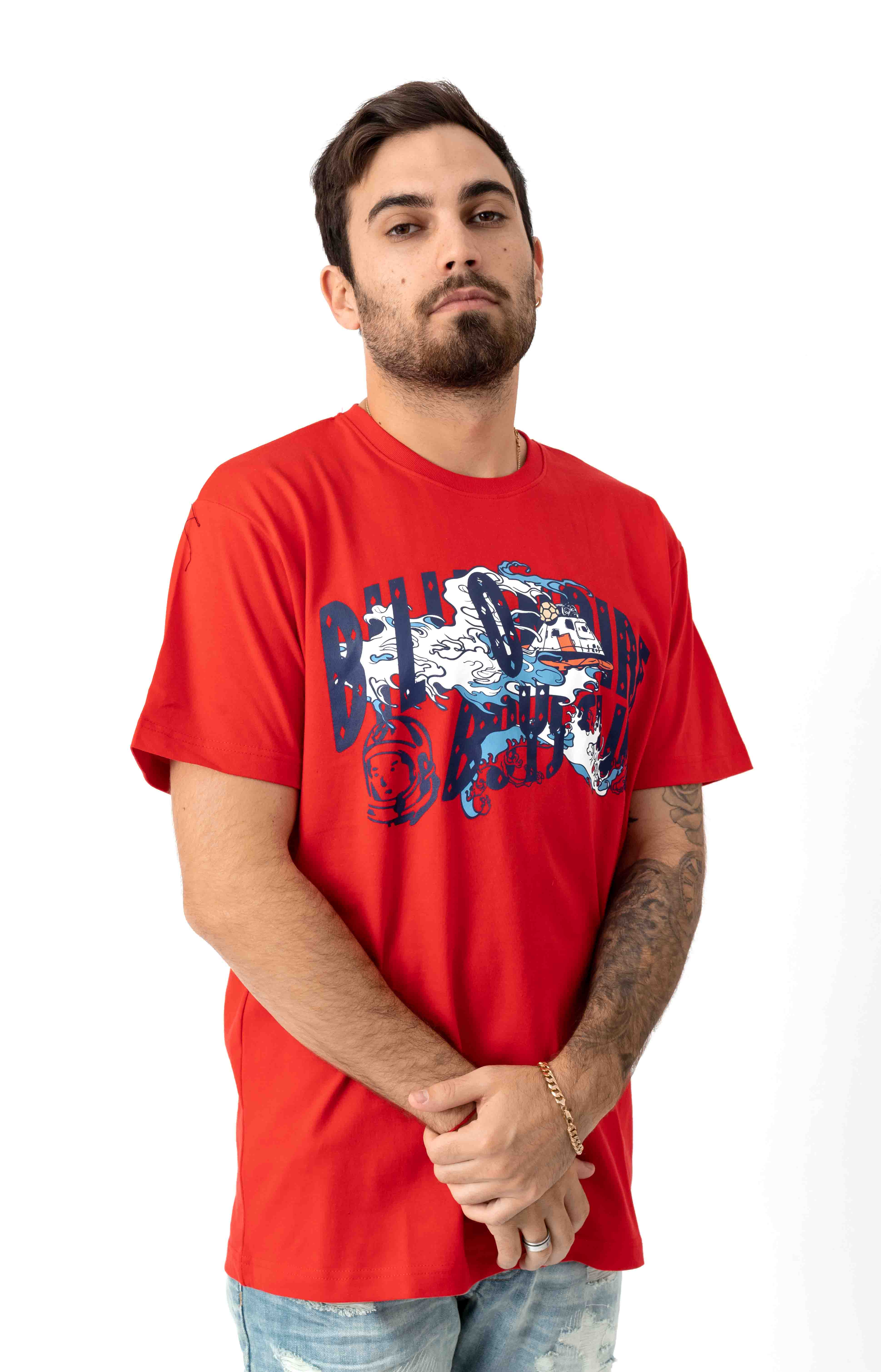 BB Recovery T-Shirt - High Risk Red 2