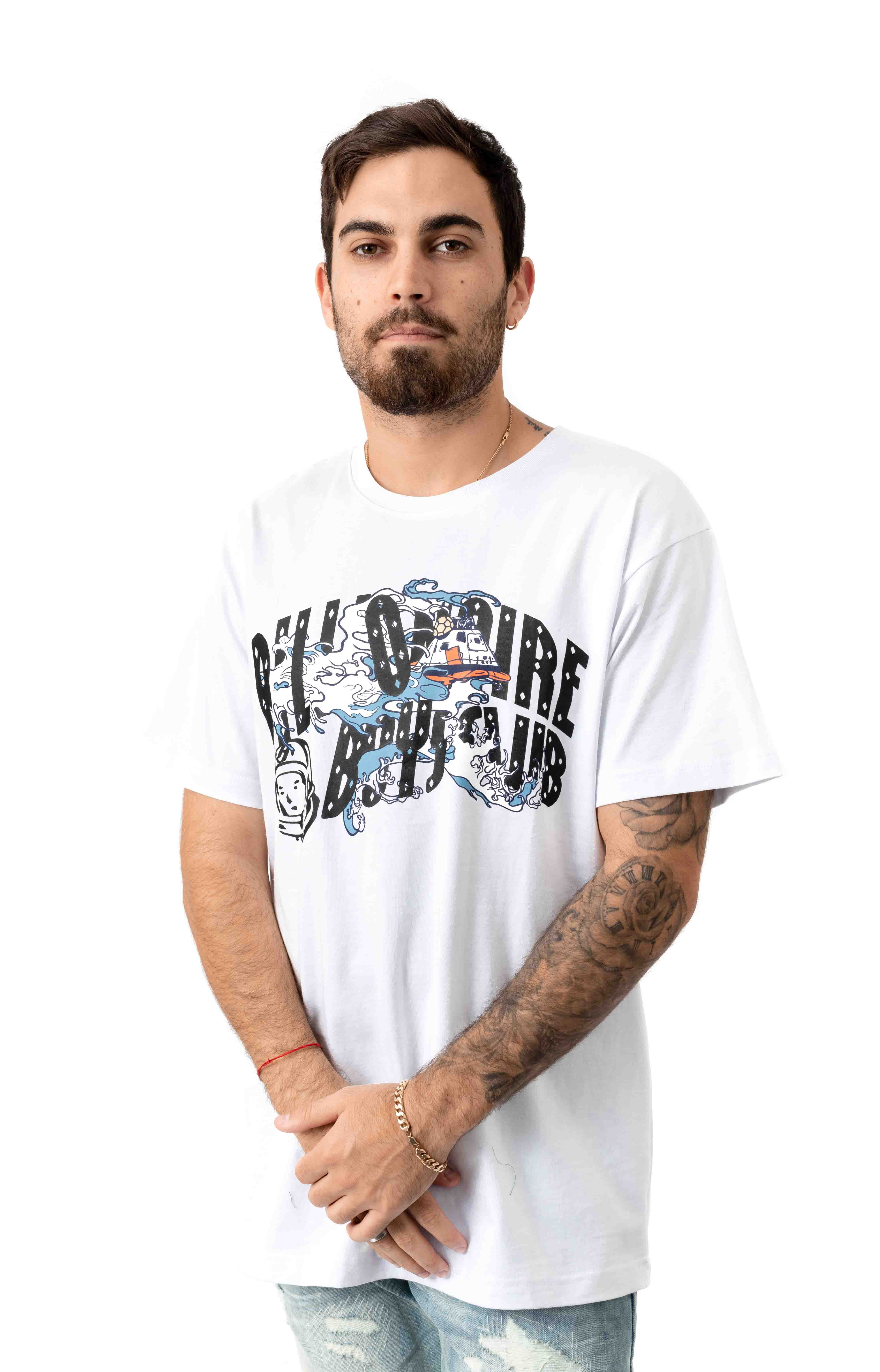 BB Recovery T-Shirt - White