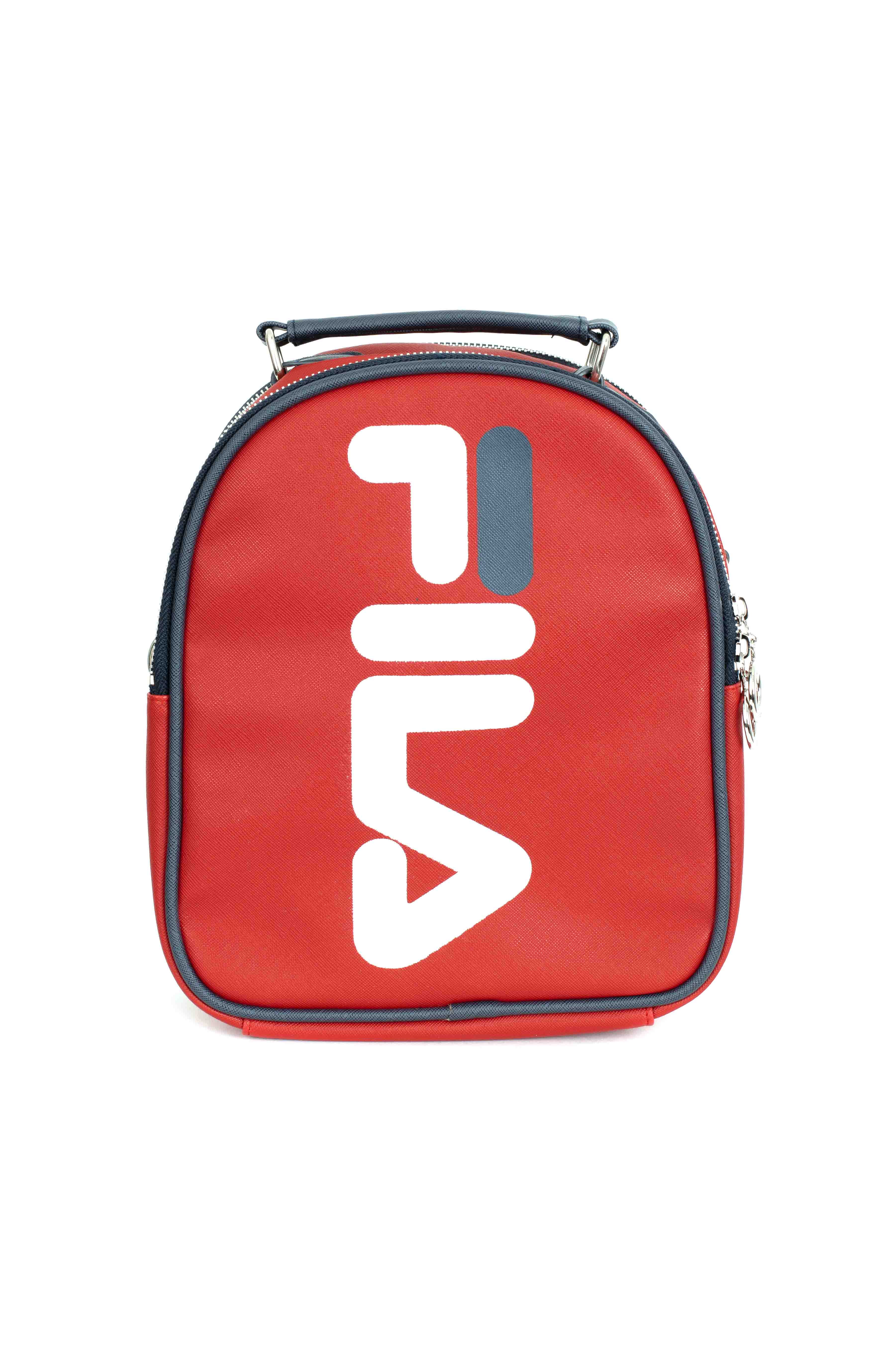 Soho Mini Backpack - Red