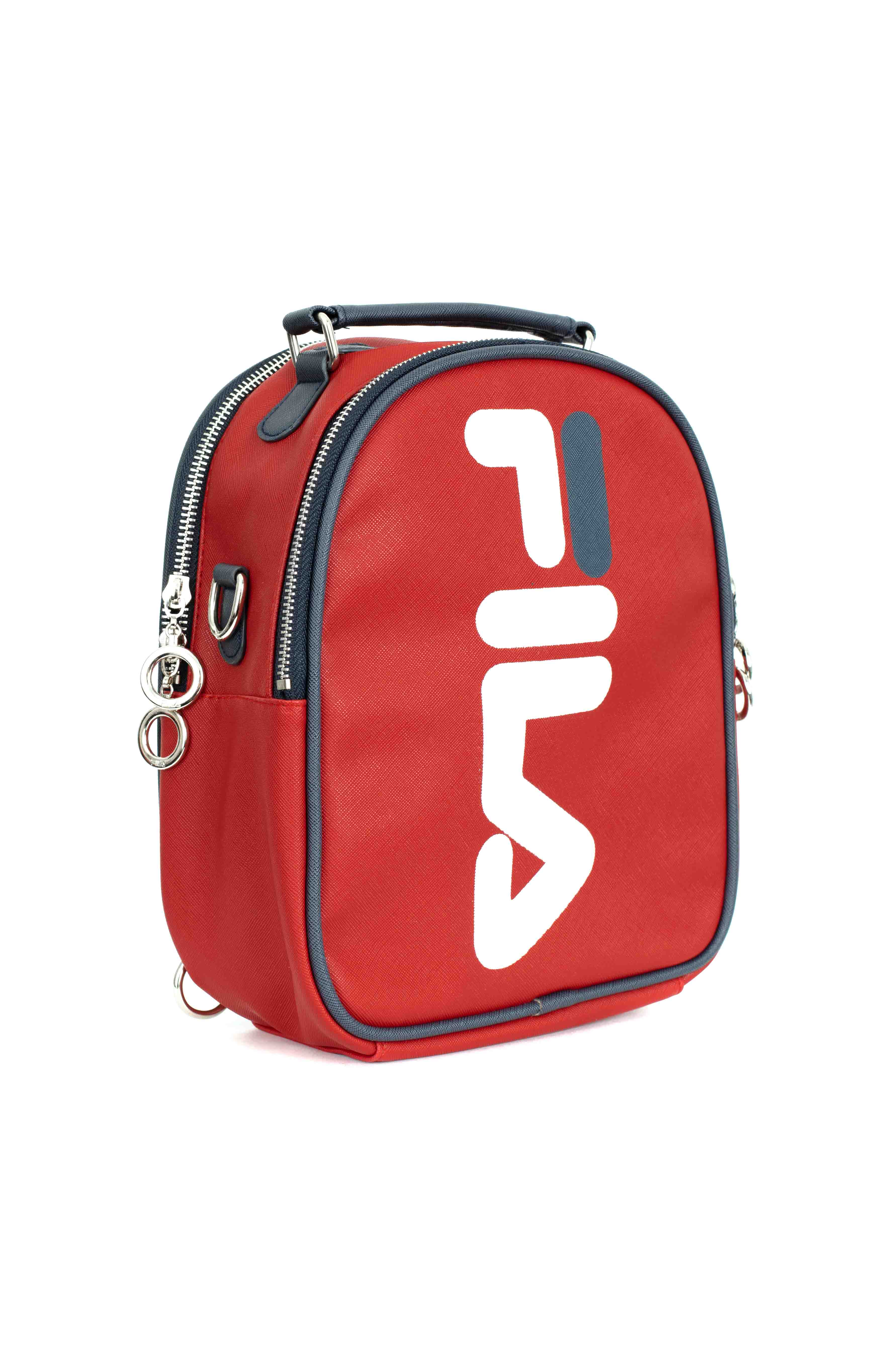Soho Mini Backpack - Red 2