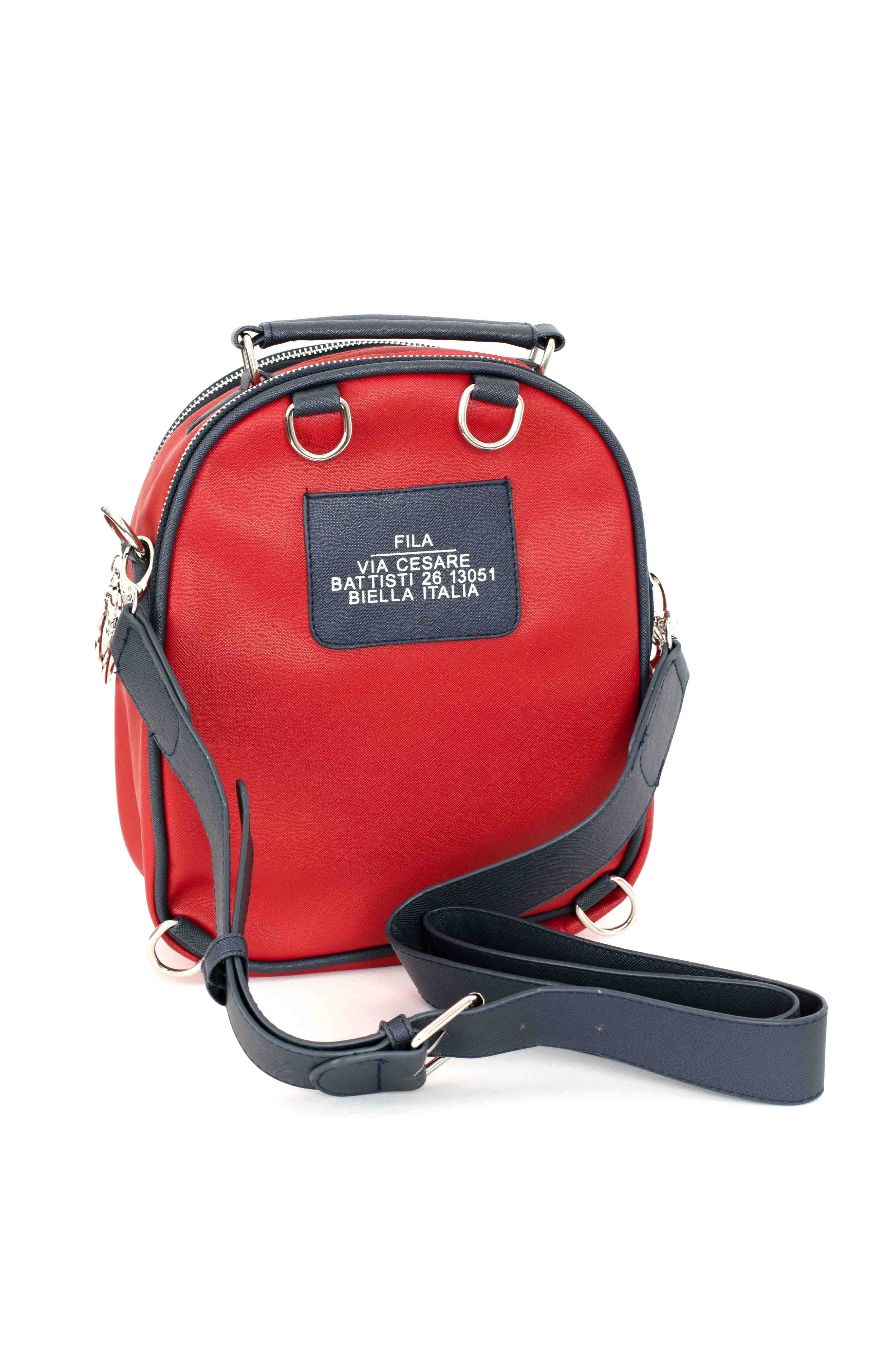 Soho Mini Backpack - Red 3