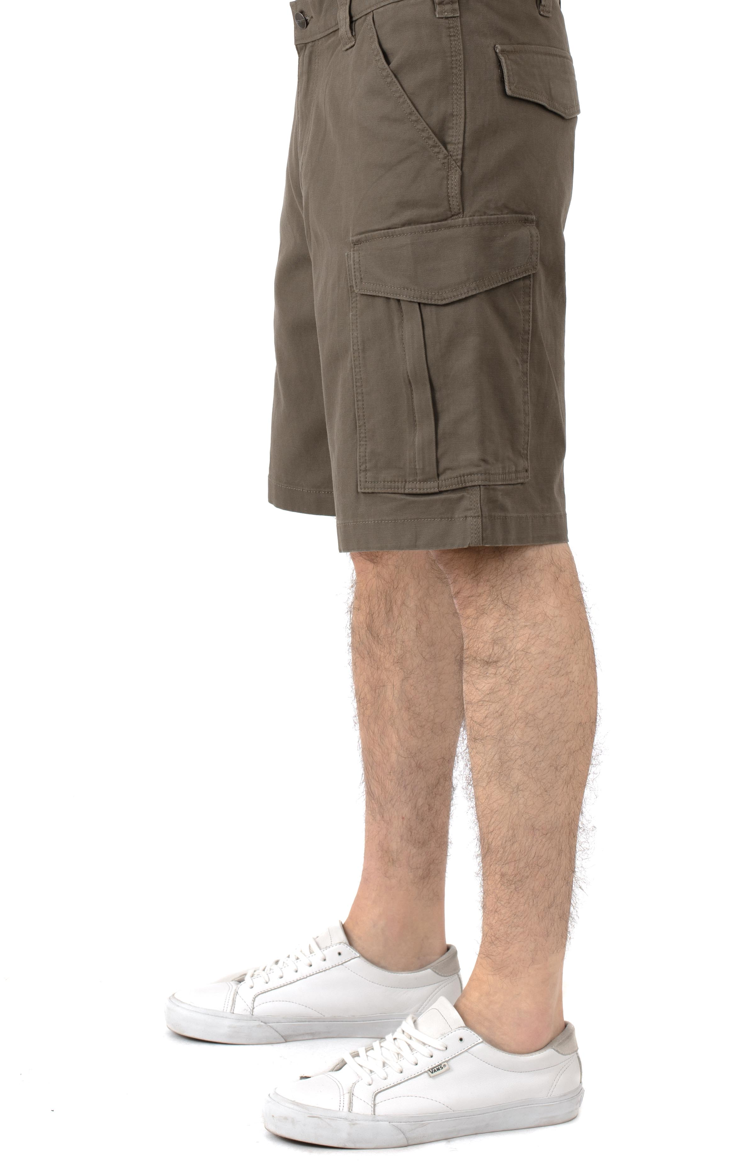 (103542) Rugged Flex Rigby Cargo Shorts - Tarmac