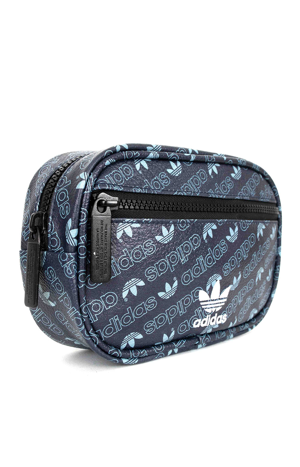 PU Leather Waist Pack - Collegiate Navy