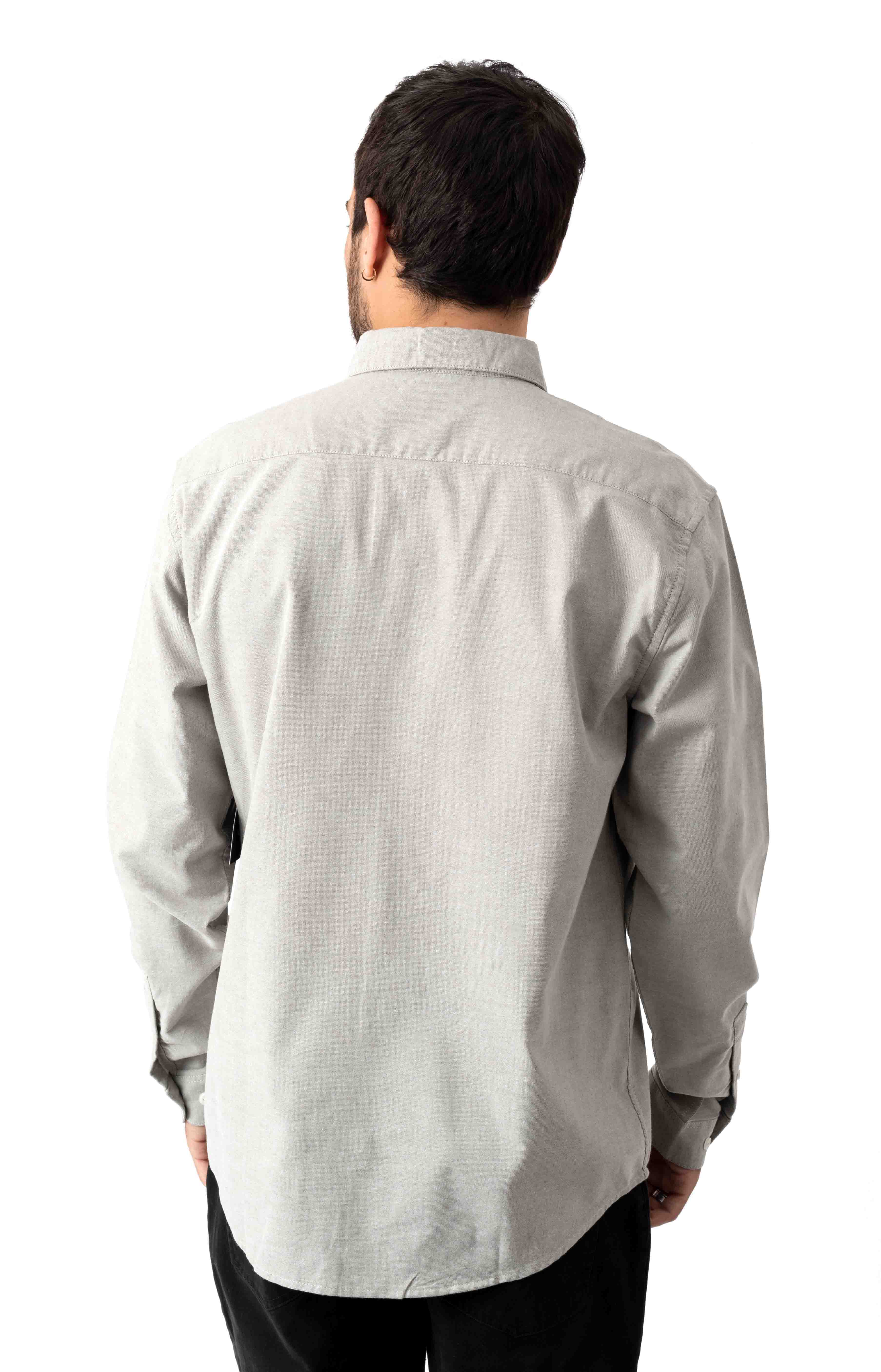 That'll Do Stretch Button-Up Shirt - Olive 3