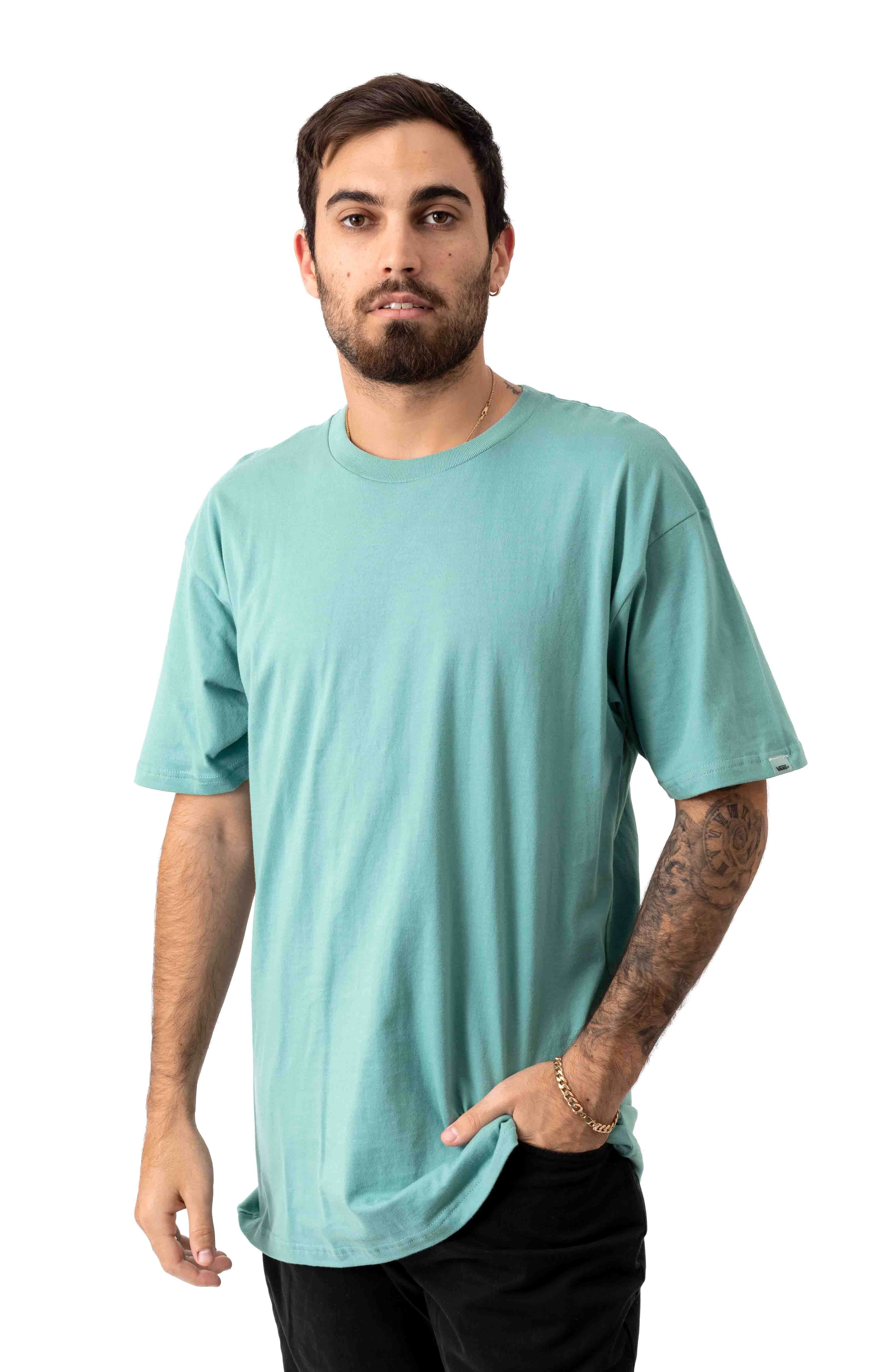 Elevated T-Shirt - Oil Blue