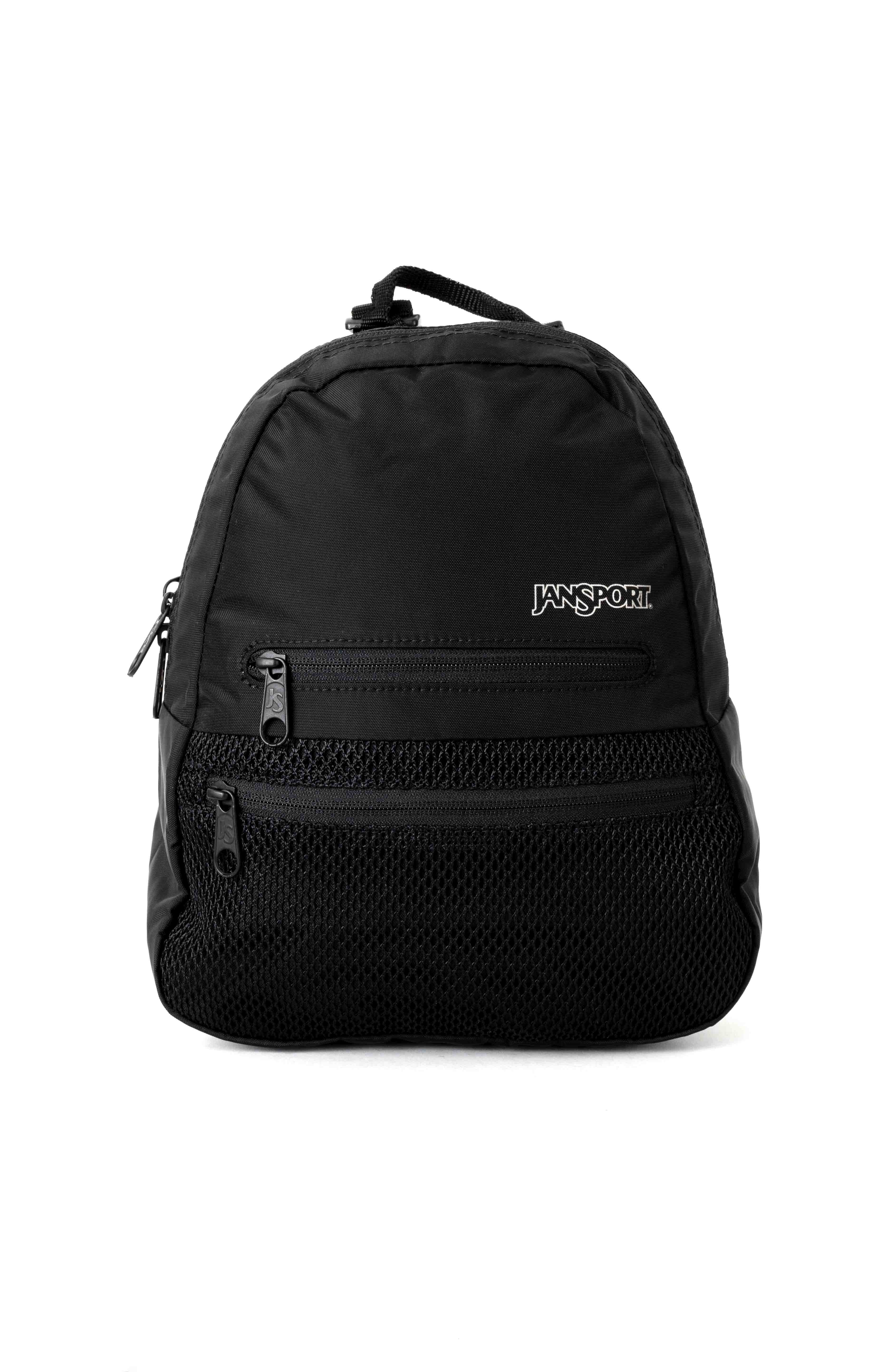 Half Pint TR Backpack - Black