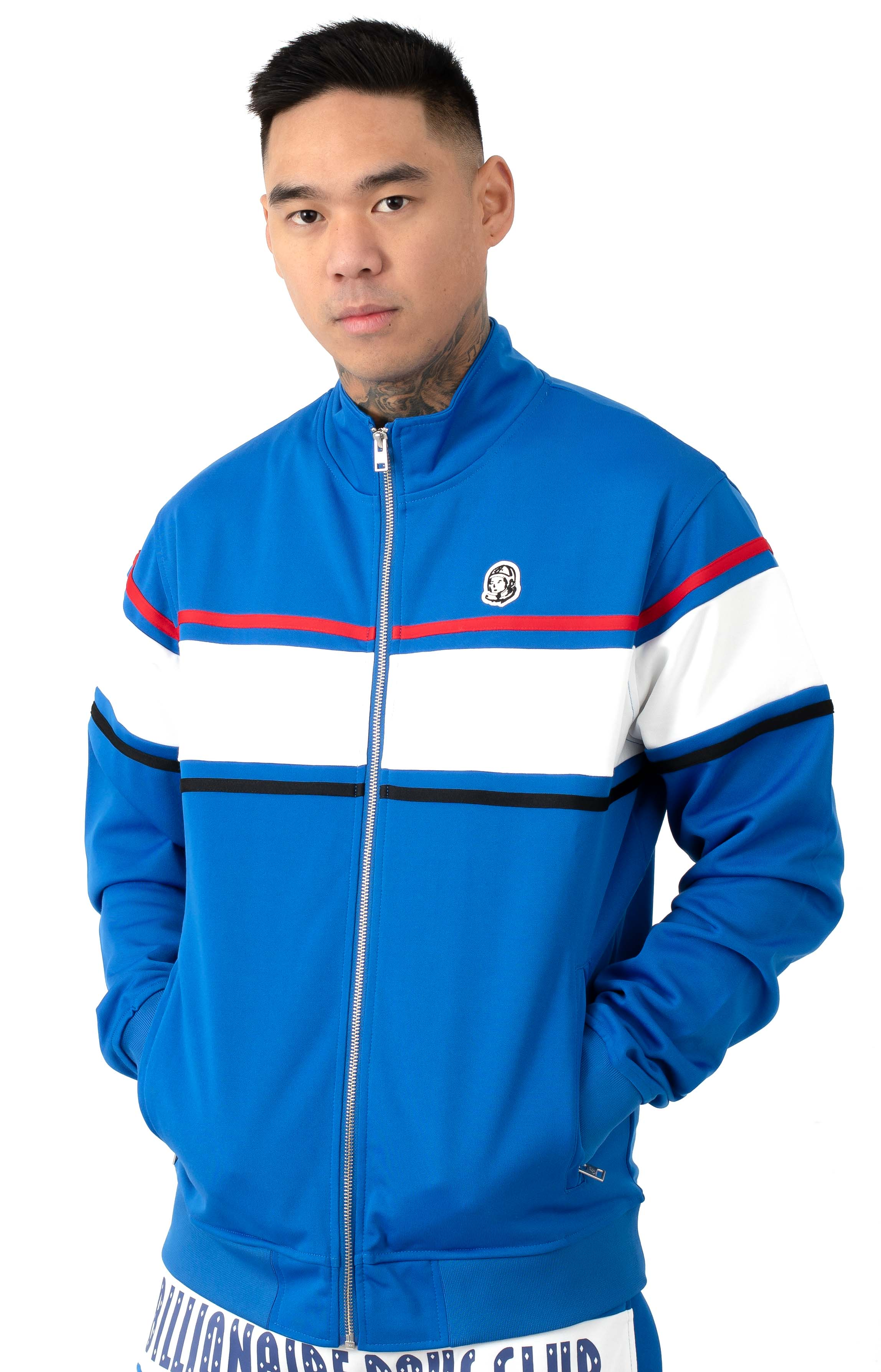 BB Tech Jacket - Lapis Blue