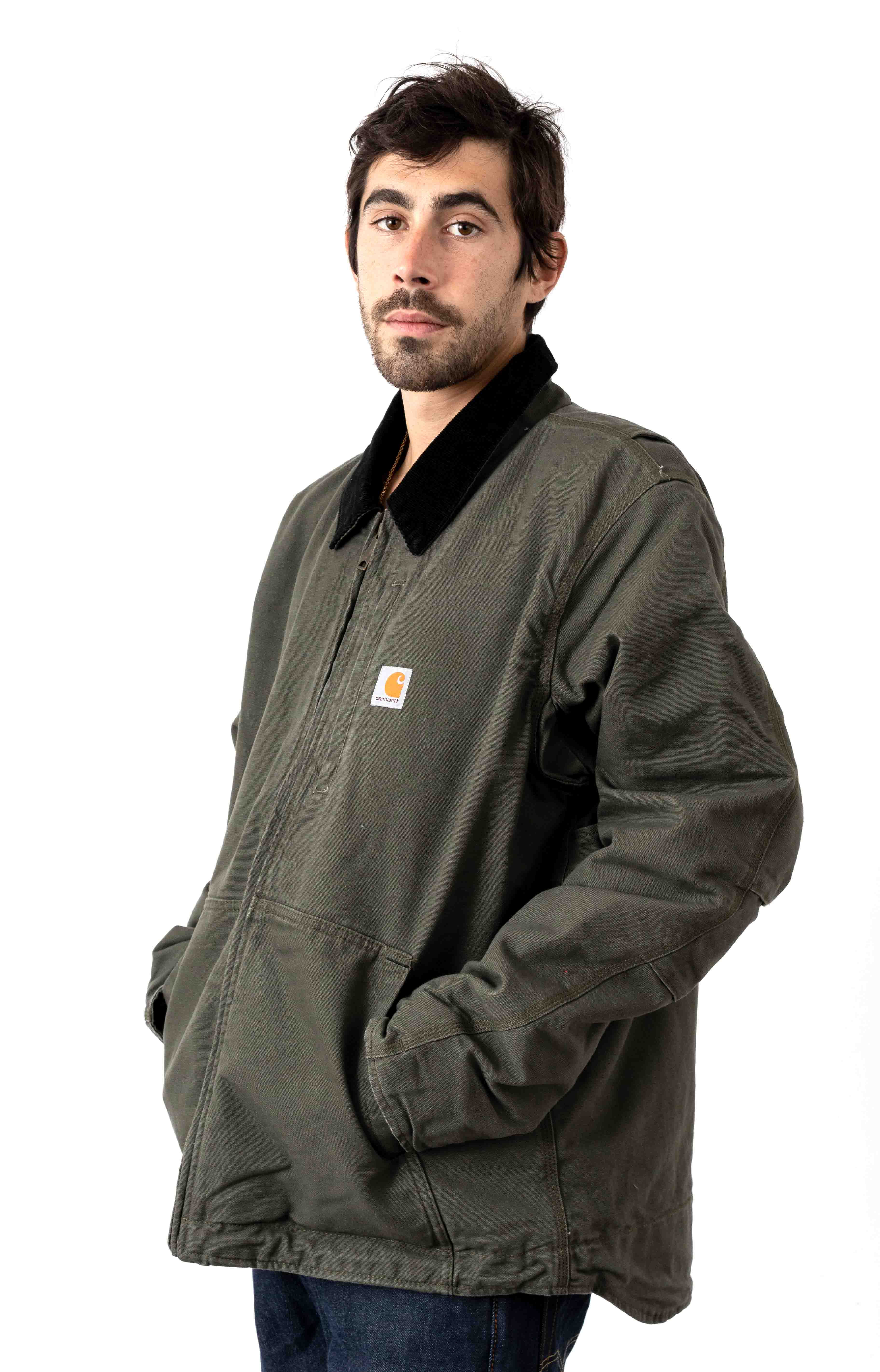 (103370) Full Swing Armstrong Jacket - Moss 2
