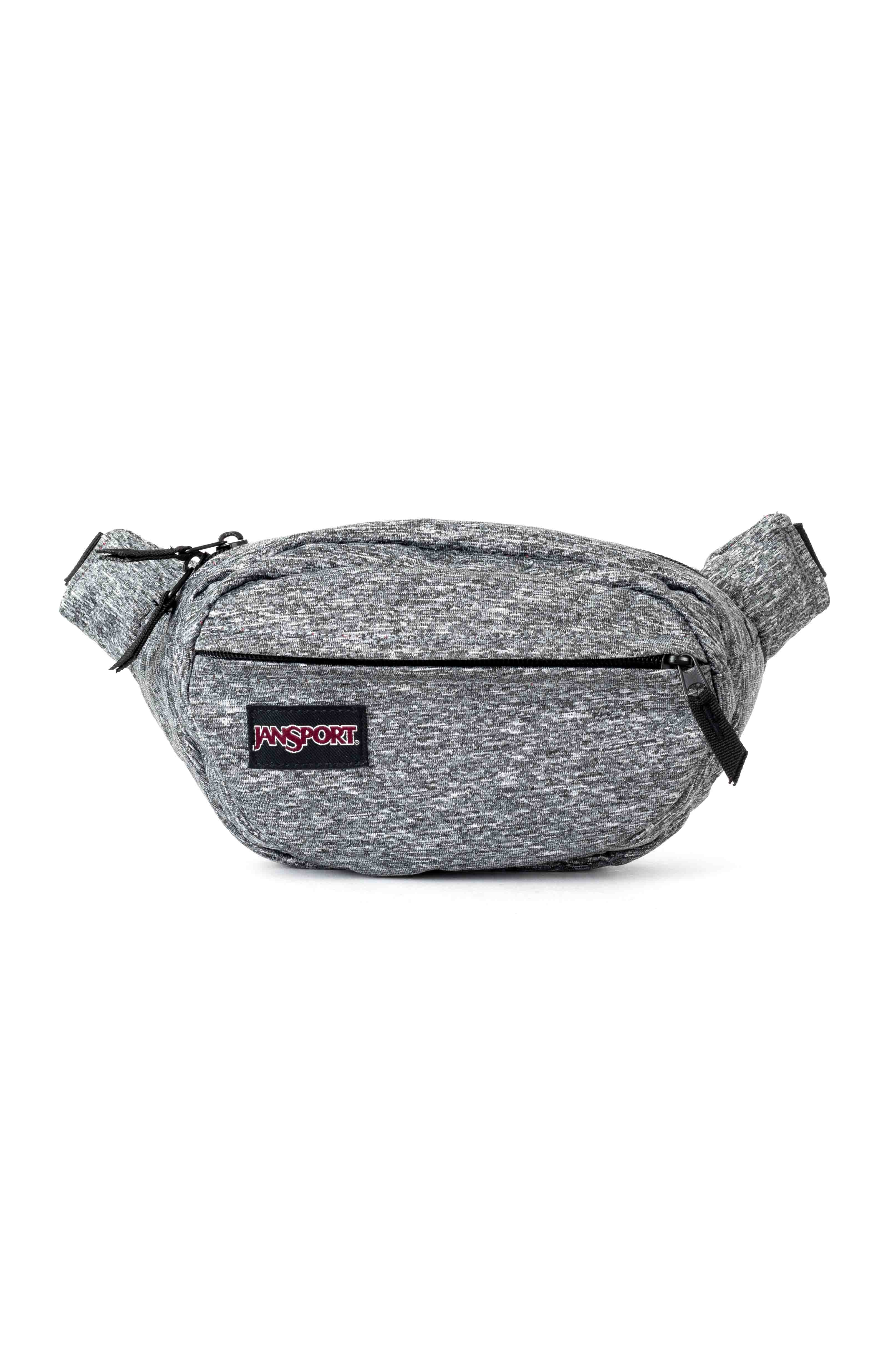 Fifth Avenue FX Fanny Pack - Black Woven Knit