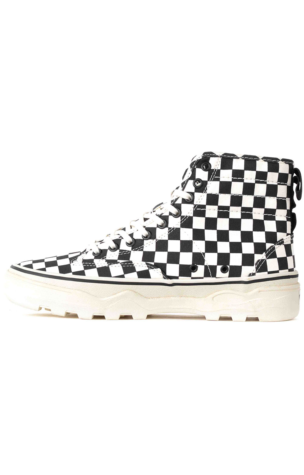 (4P3kTUY) Canvas Sentry WC Shoe - Checkerboard 4