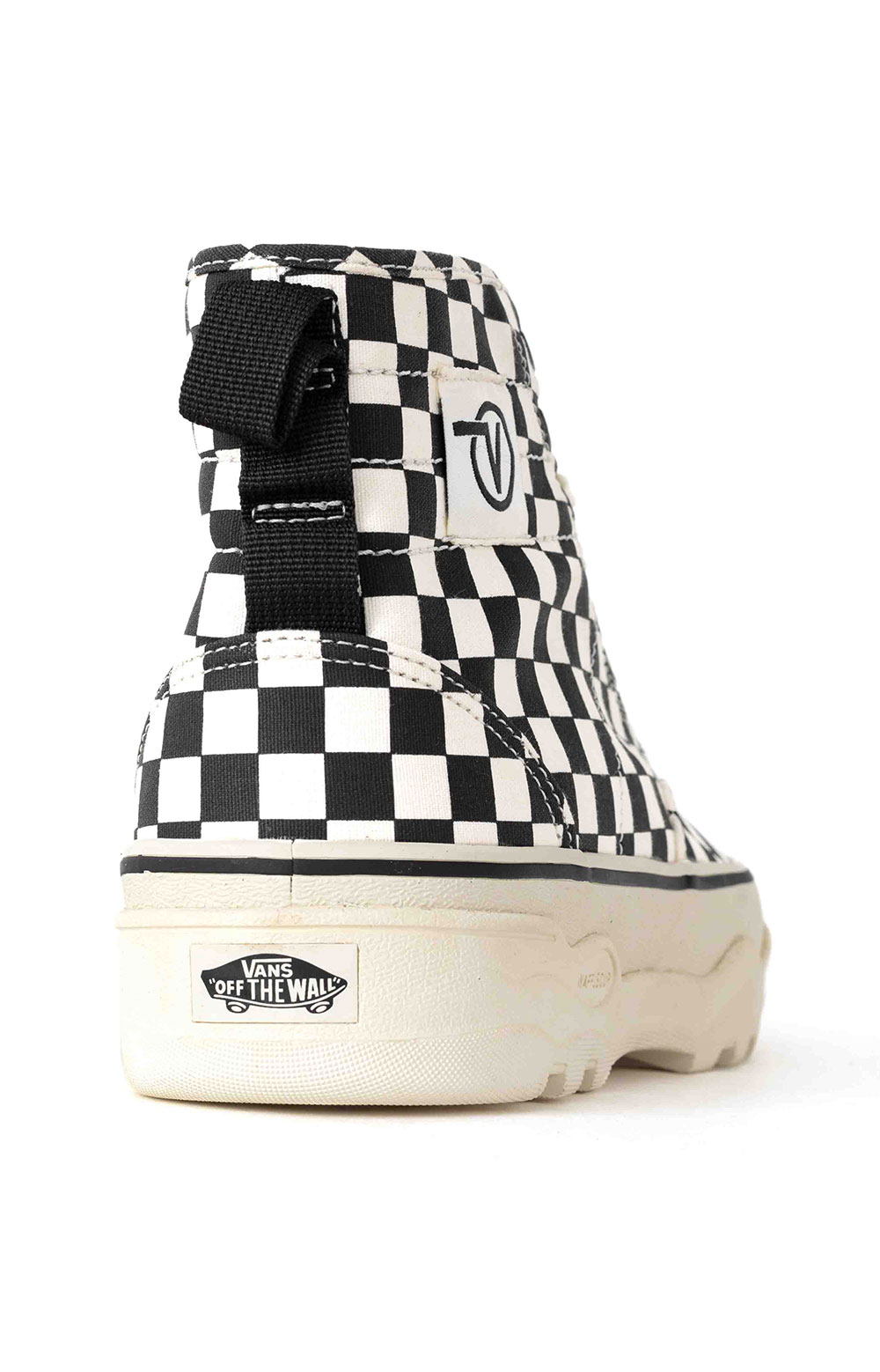 (4P3kTUY) Canvas Sentry WC Shoe - Checkerboard 5