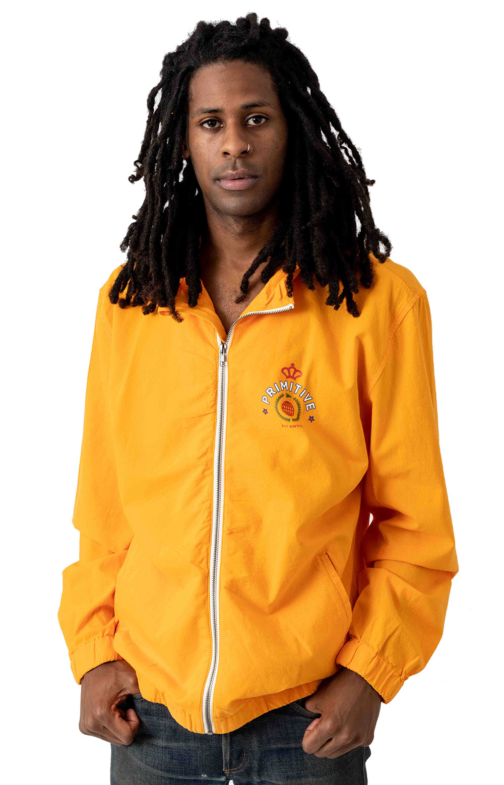 Primitive 77344 Acapulco Jacket - Gold
