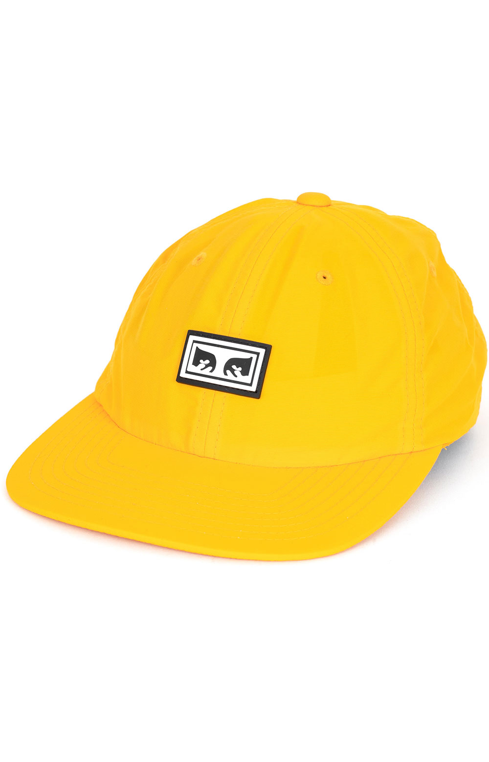 Alchemy Strap-Back Hat - Energy Yellow