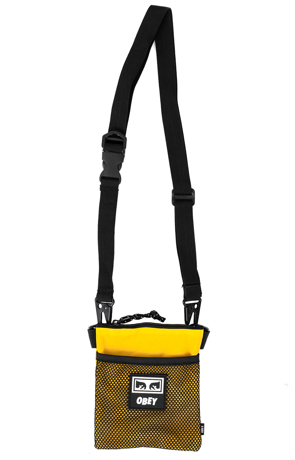 Conditions Side Pouch - Yellow