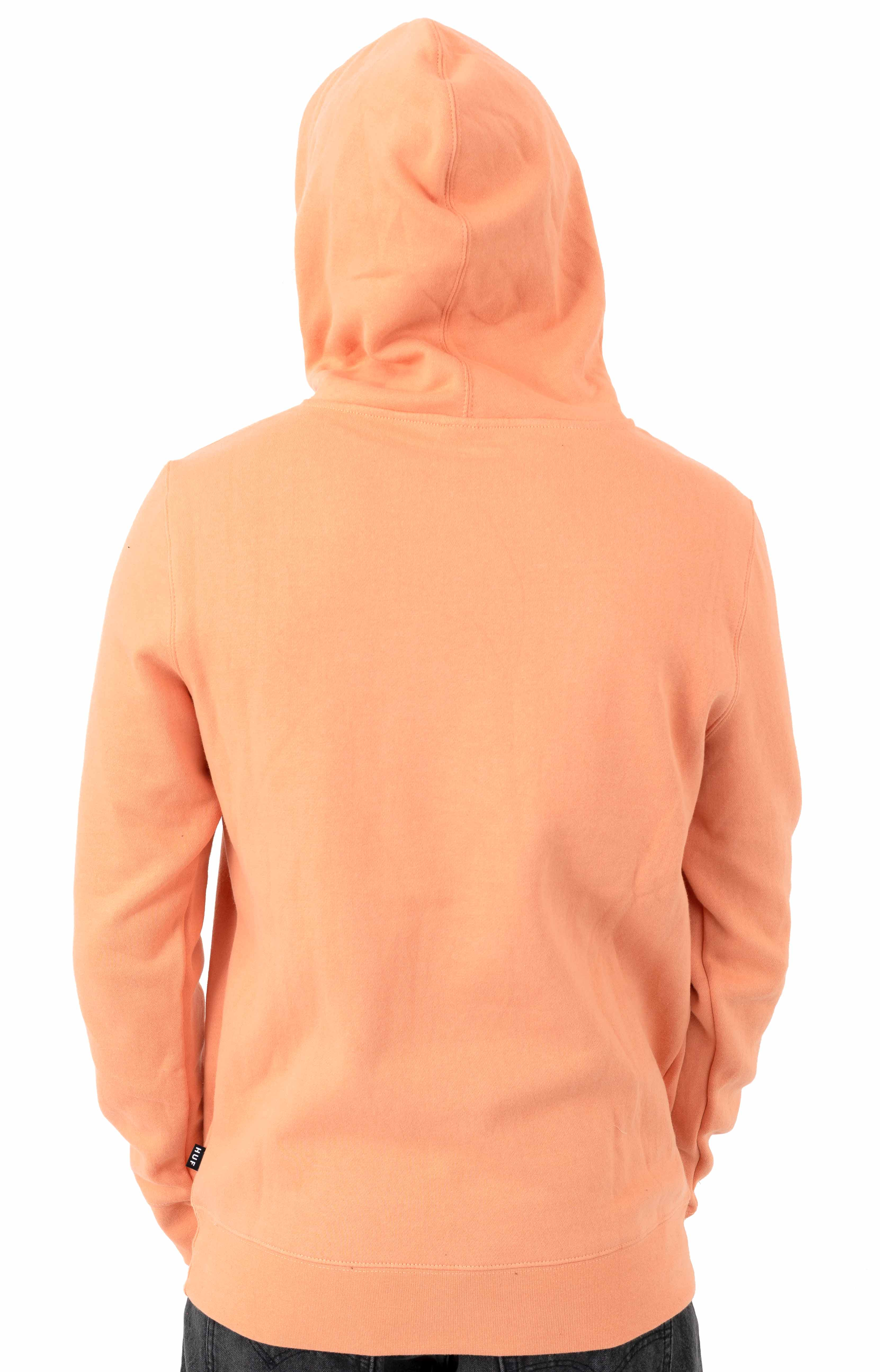 Essentials OG Logo Pullover Hoodie - Canyon Sunset 3