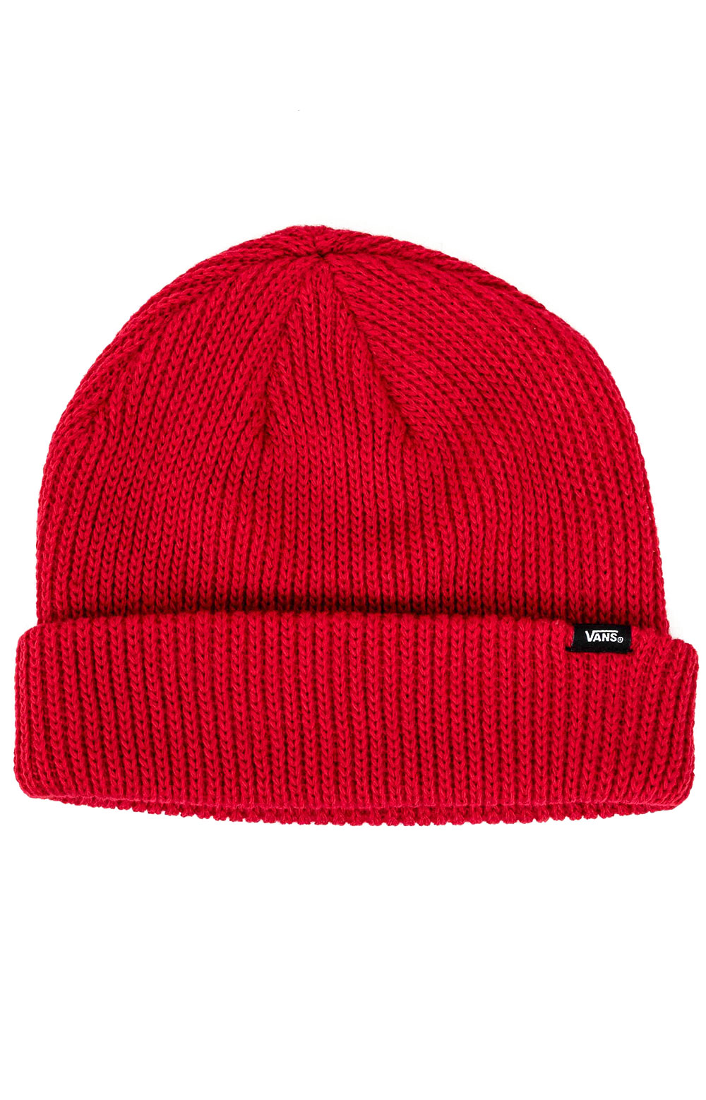 Core Basic Beanie - Chili Pepper