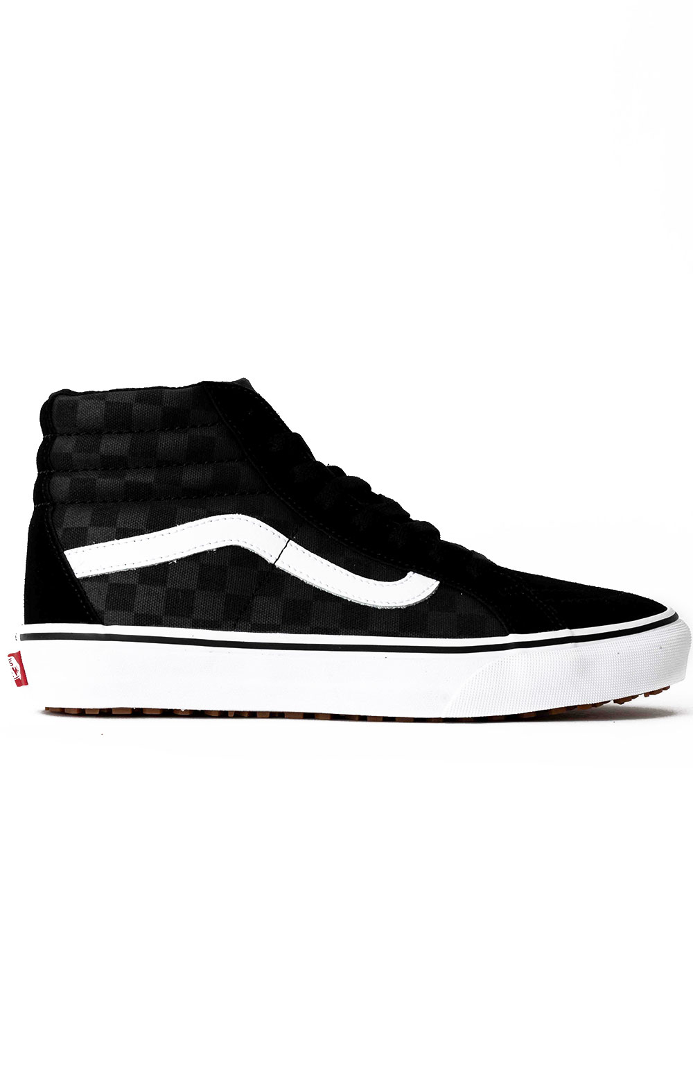 (MV5V7X) Made For The Makers Sk8-Hi Reissue UC Shoe - Black/Checkerboard