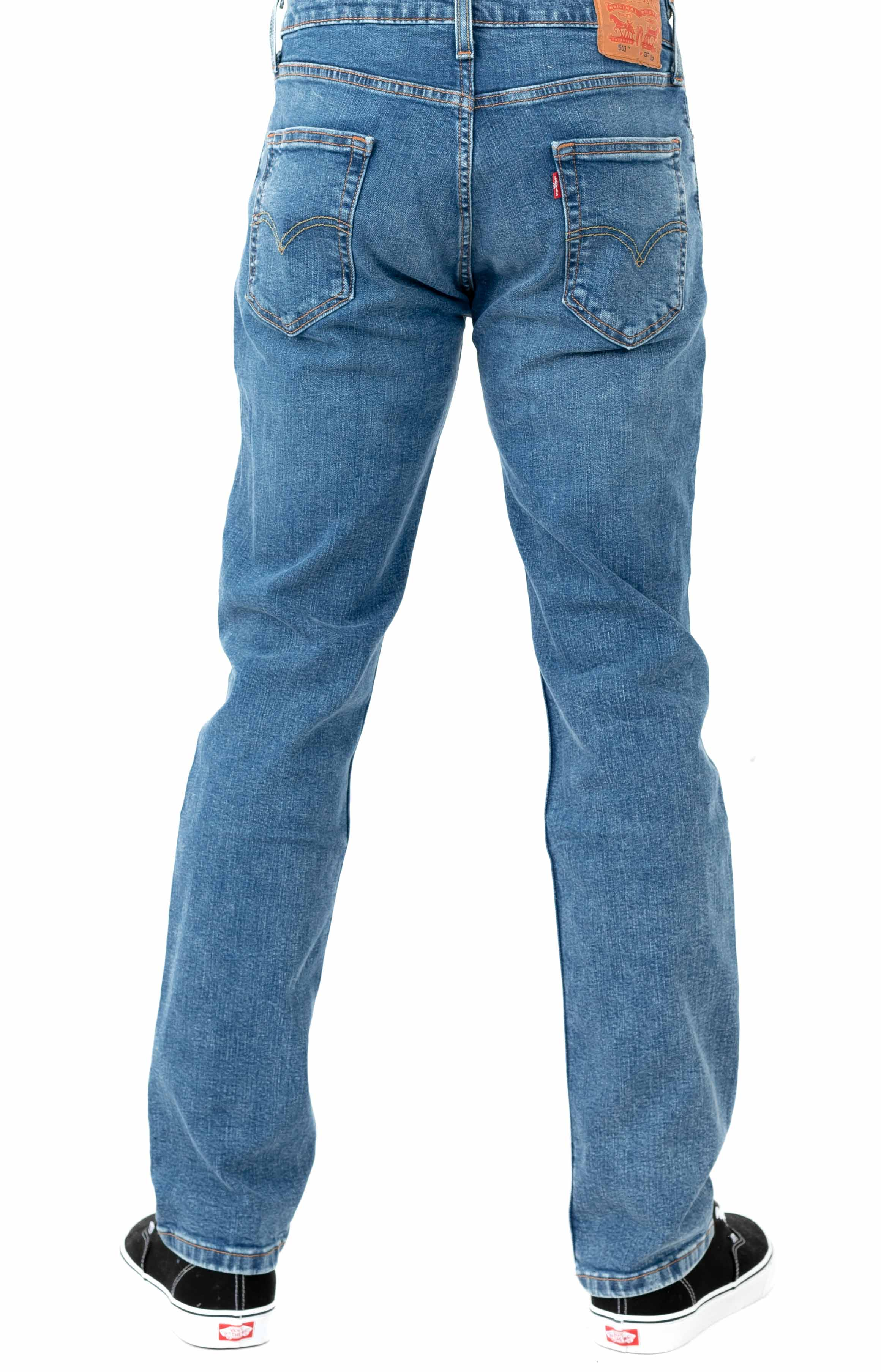 511 Slim Fit Jeans - The Banks  3