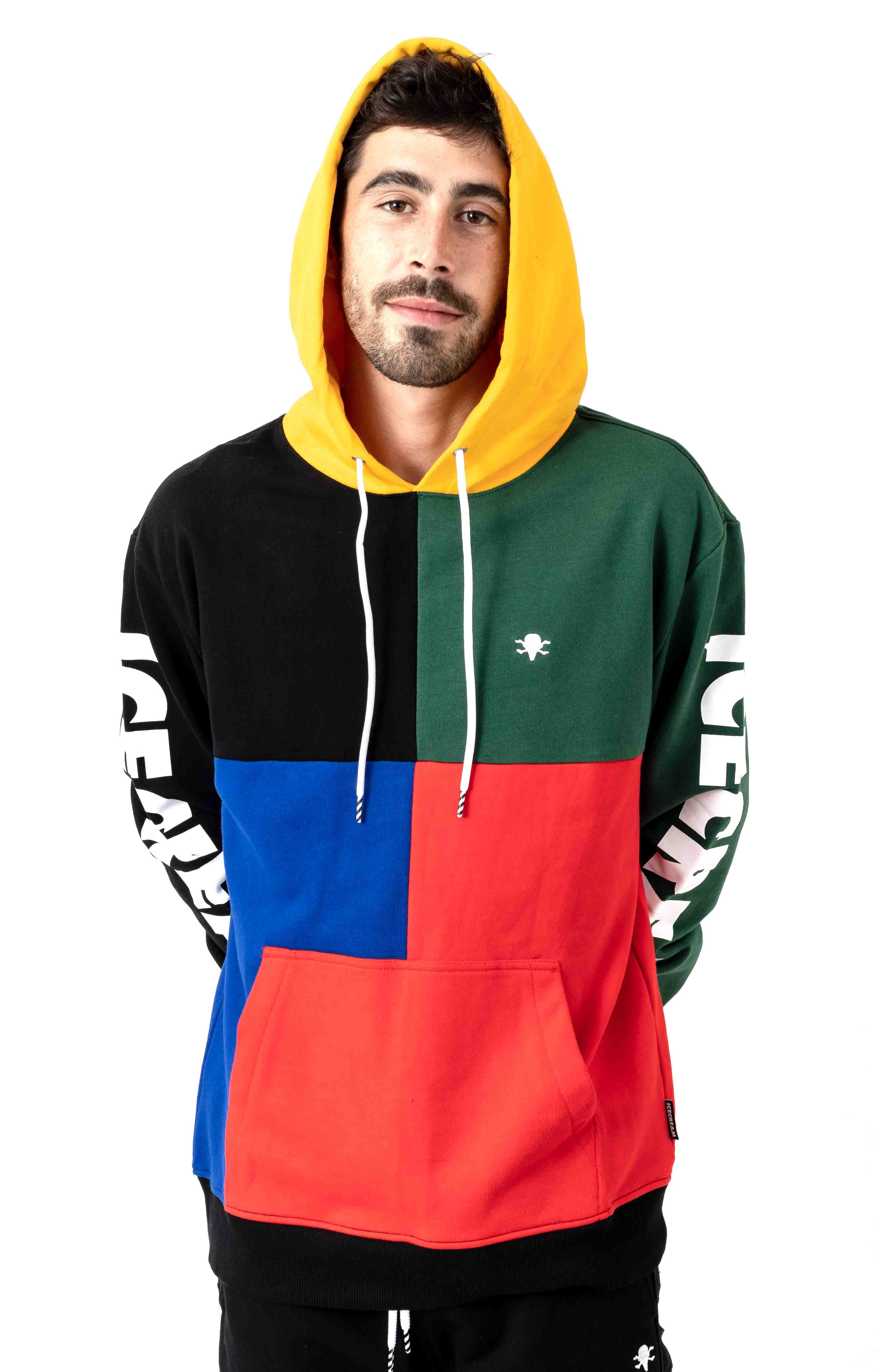Phillips Pullover Hoodie - Multi