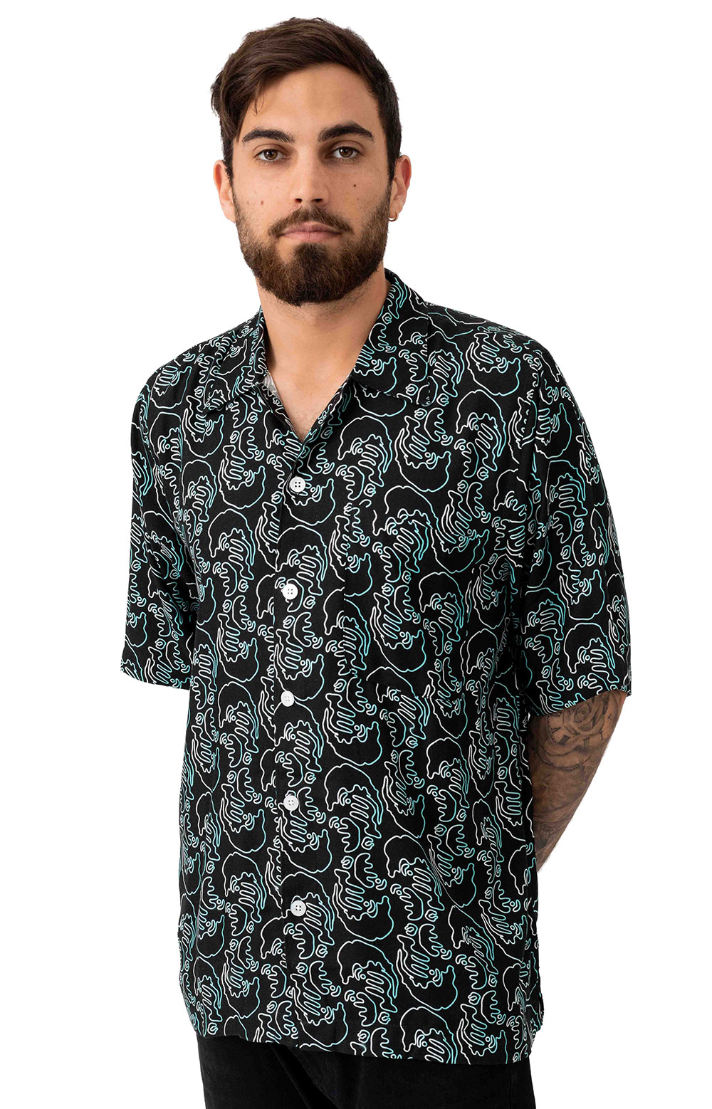 Polarskateco 77299 Art Button-Up Shirt