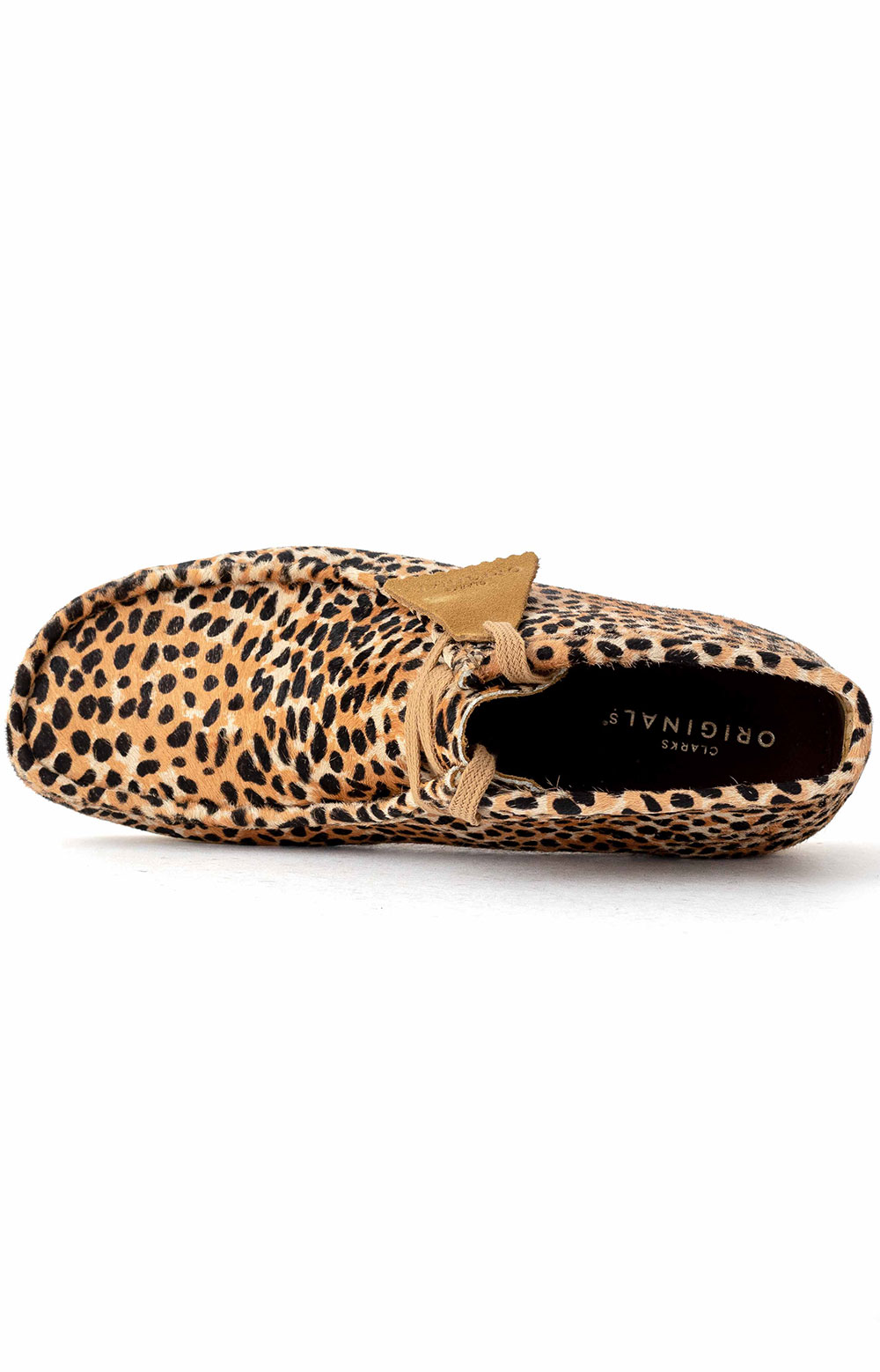 (26146756) Wallabee Boot - Brown Animal Print 2