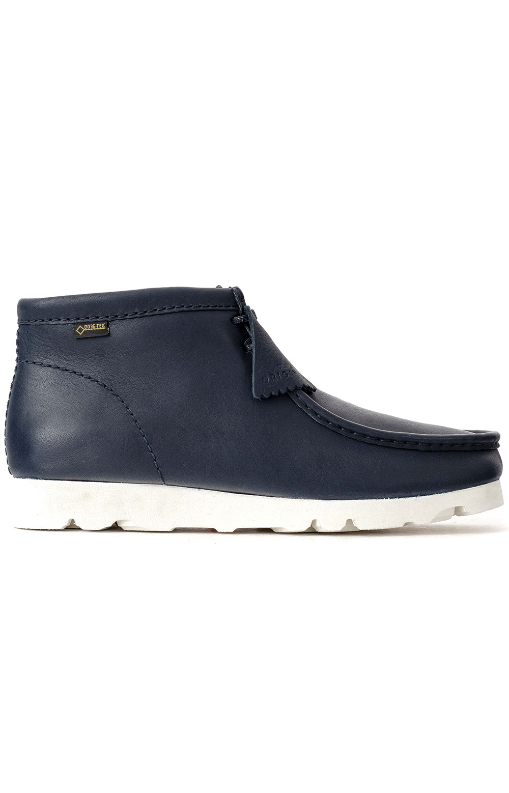(26144519) Wallabee Boot Gore-Tex  - Ink Heather