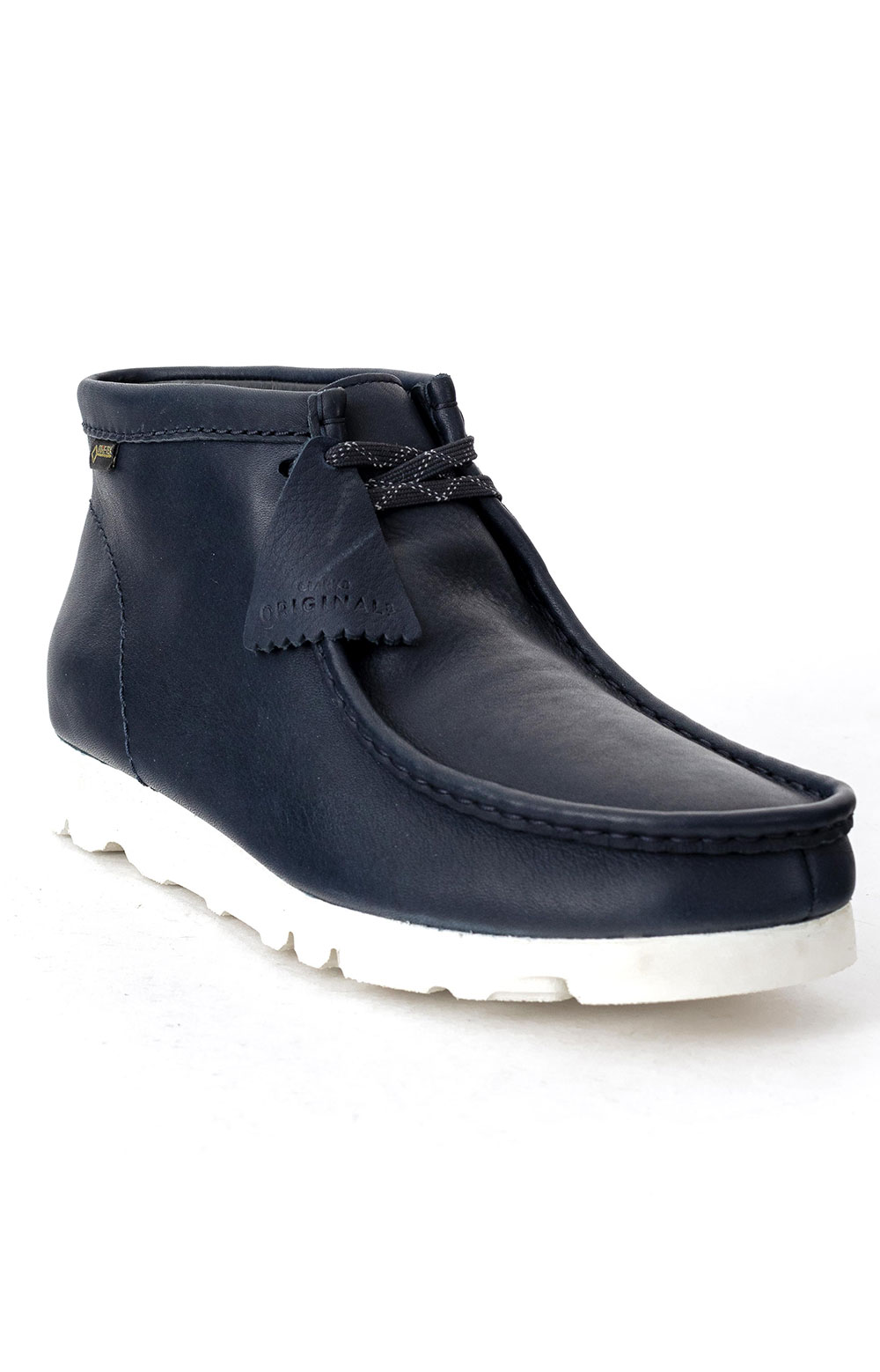 (26144519) Wallabee Boot Gore-Tex  - Ink Heather  3
